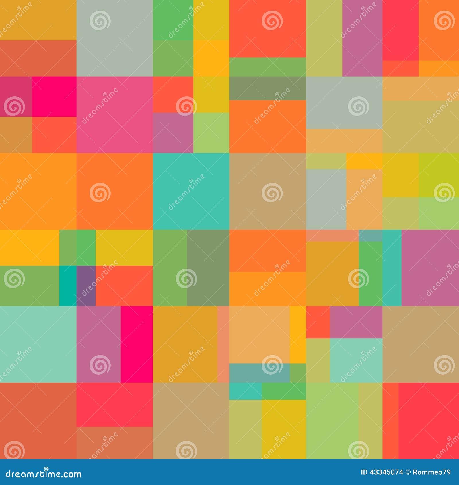 Art, Shape, Colors, Design, Vector, Squares, Stock Vector - Image ...