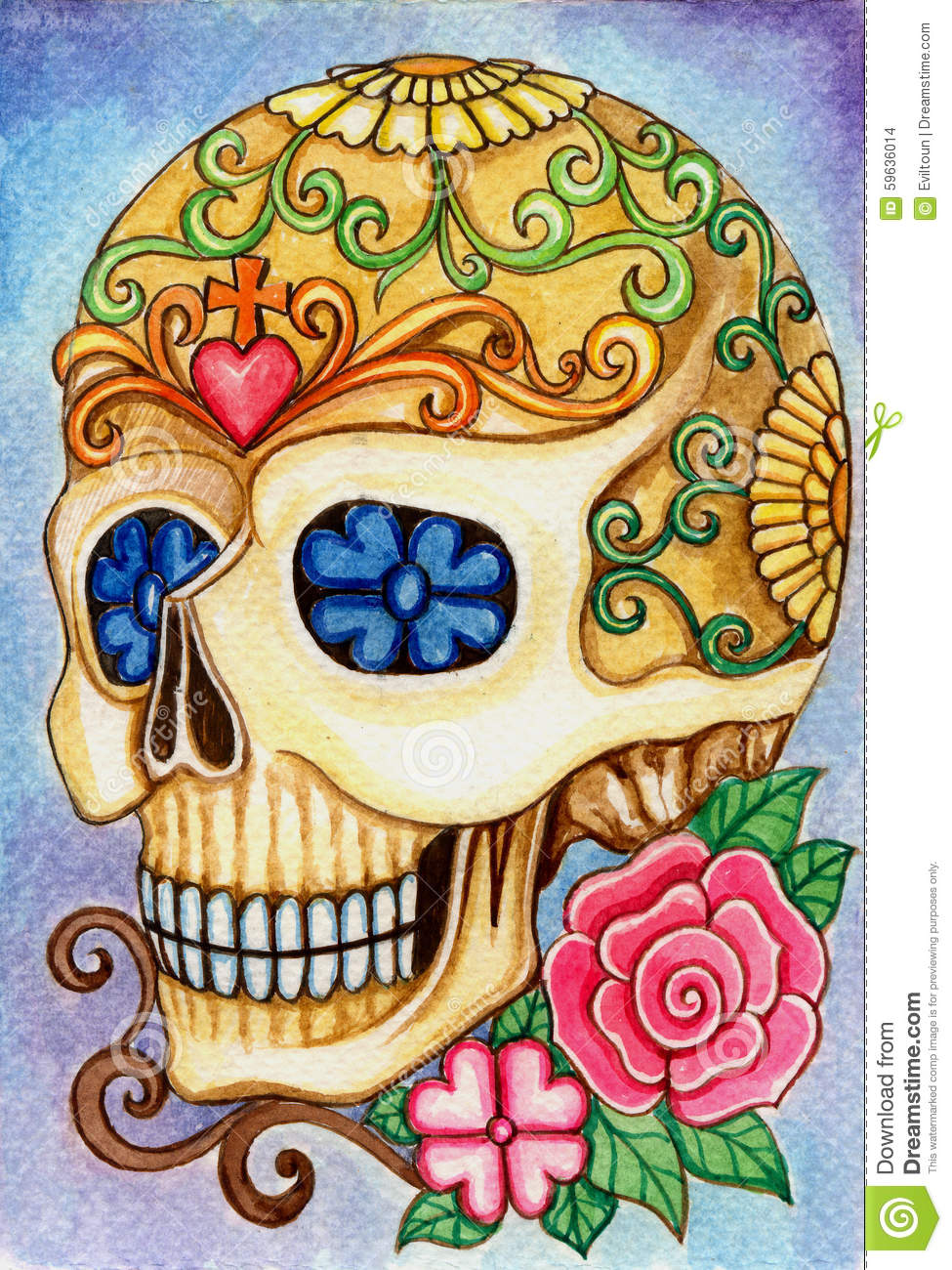 malma with Stock Illustration Art Skull Day Dead Festival Design Head Hand Watercolor Painting Paper Image59636014 on Vildsvin moreover Nueve further Melting Clipart in addition Transformar Ikea Espejos Malmas in addition 10.