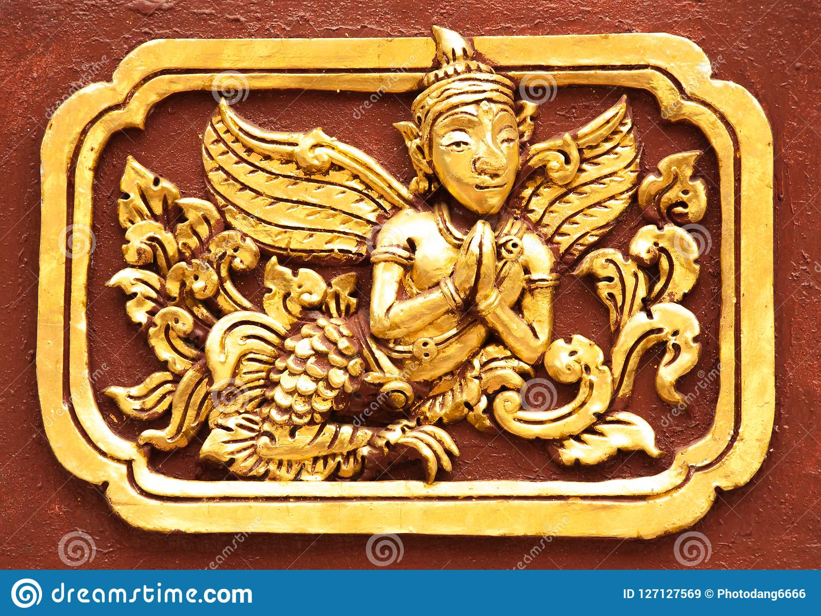Art Thai Pattern