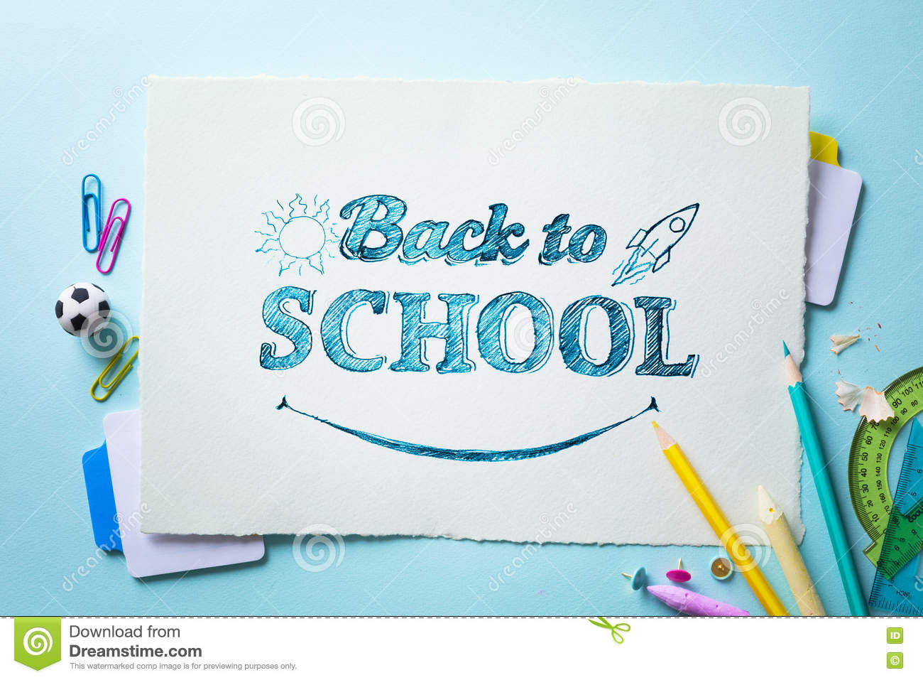 Art Welcome Back To School Banner School Supplies Tumblr