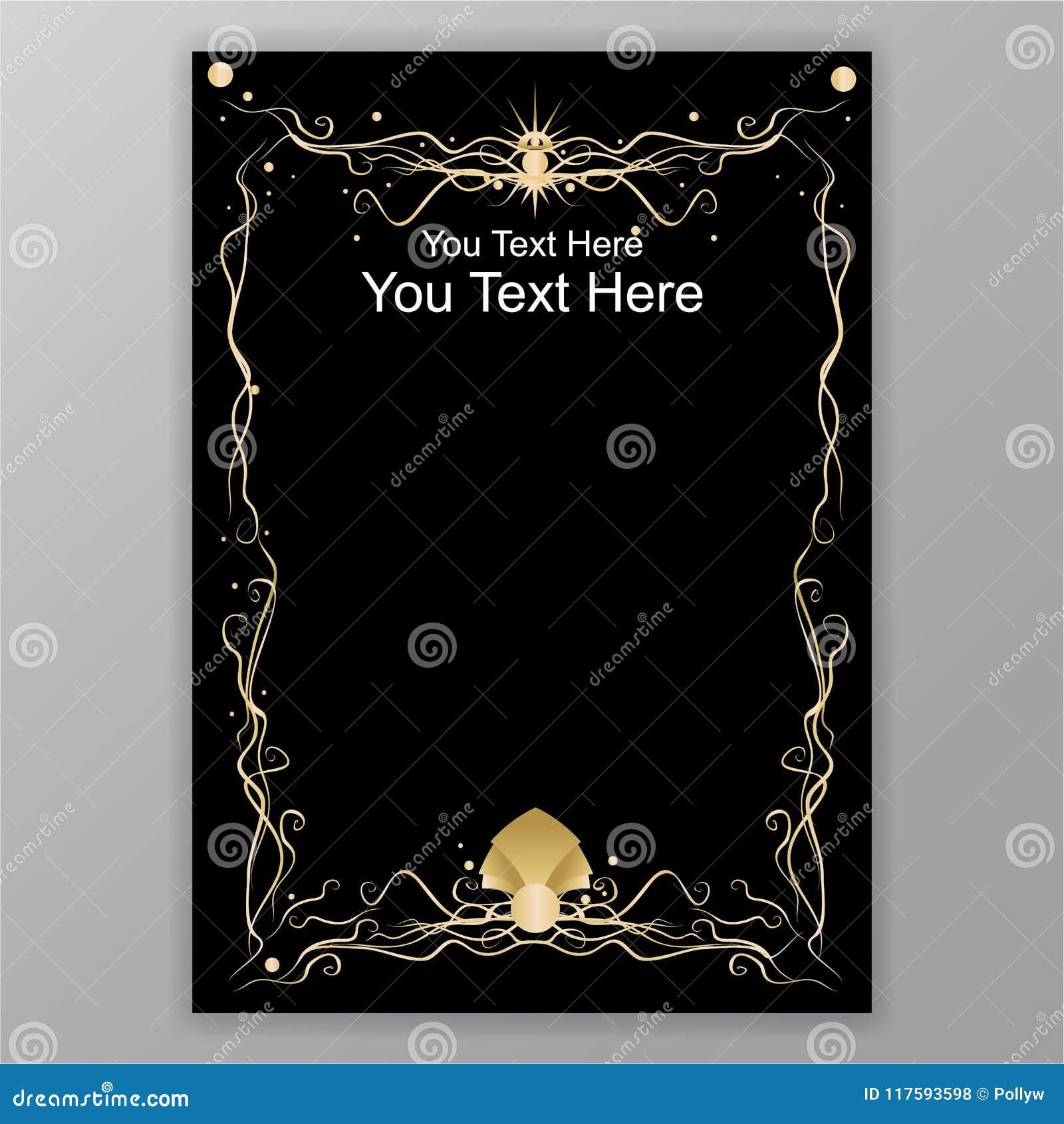 ArtDeco/Art Nuvo pge decoration luxury template