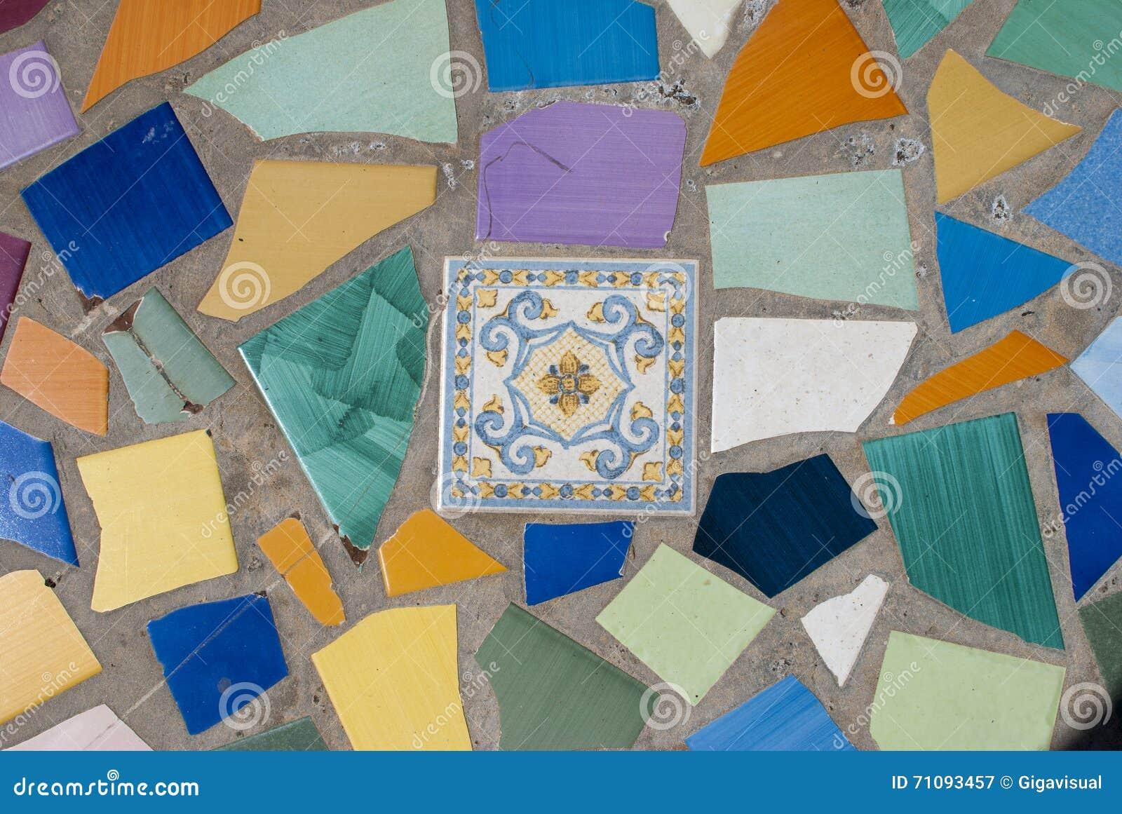 Arte ceramica dal villaggio della giumenta del sul di vietri dalla