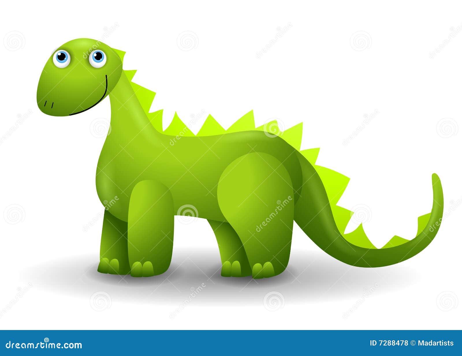 Arte de clip del dinosaurio verde