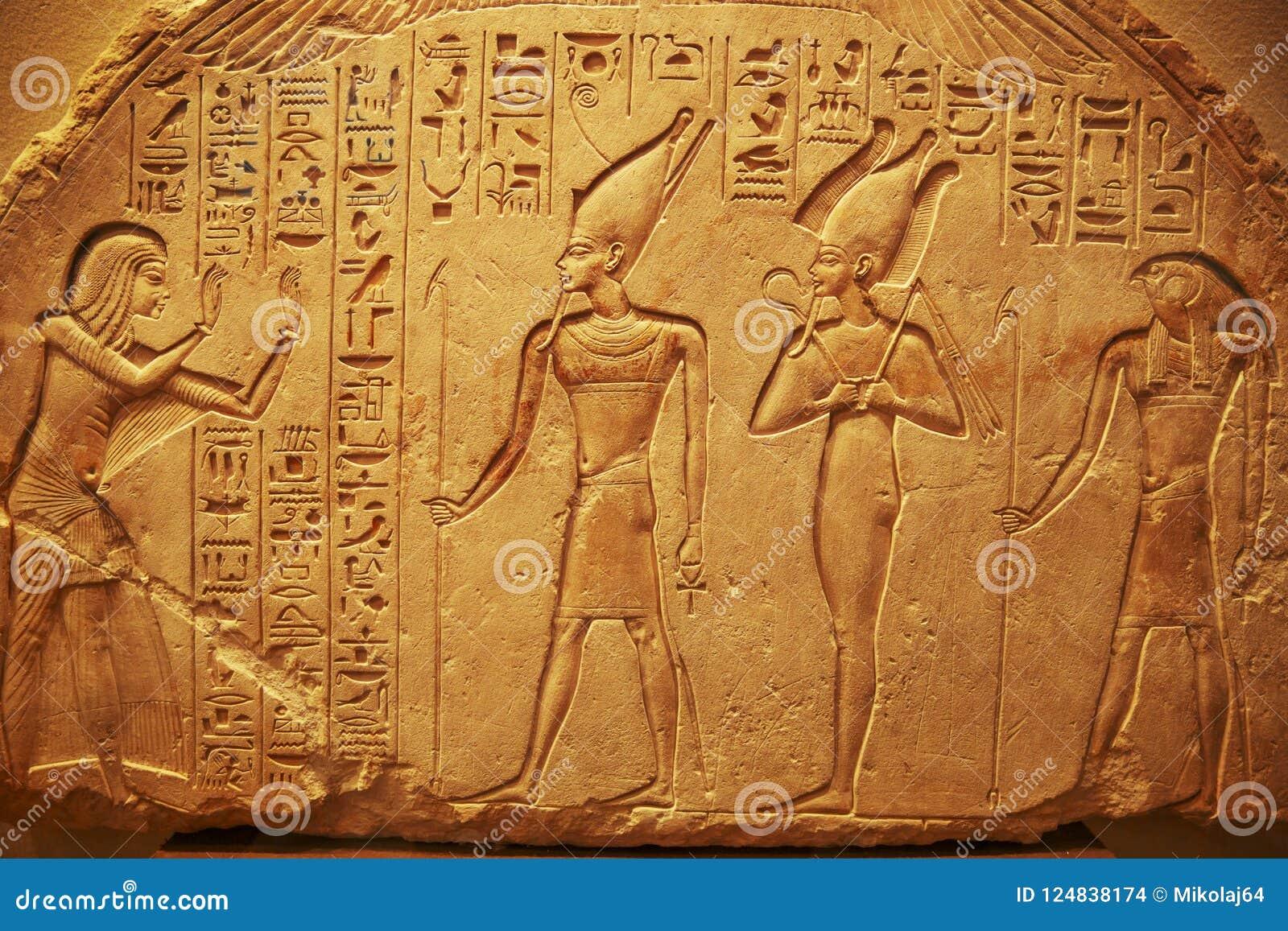 Arte de Egito antigo