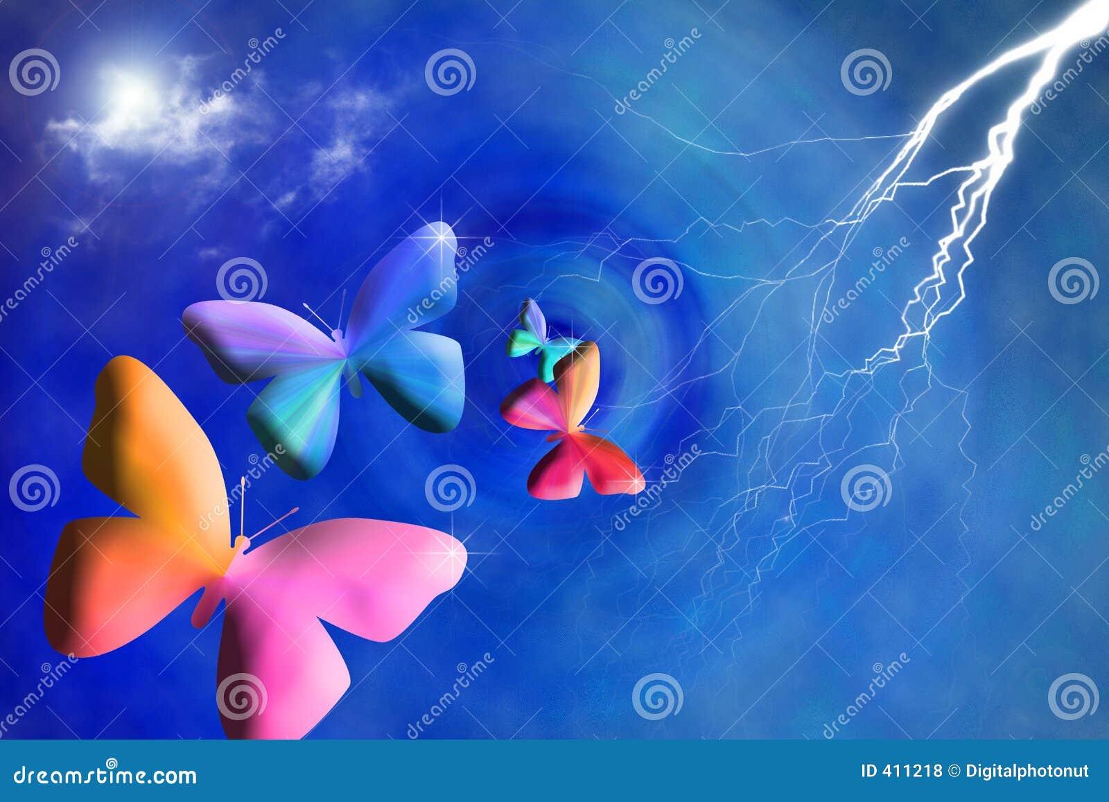 Arte de la mariposa