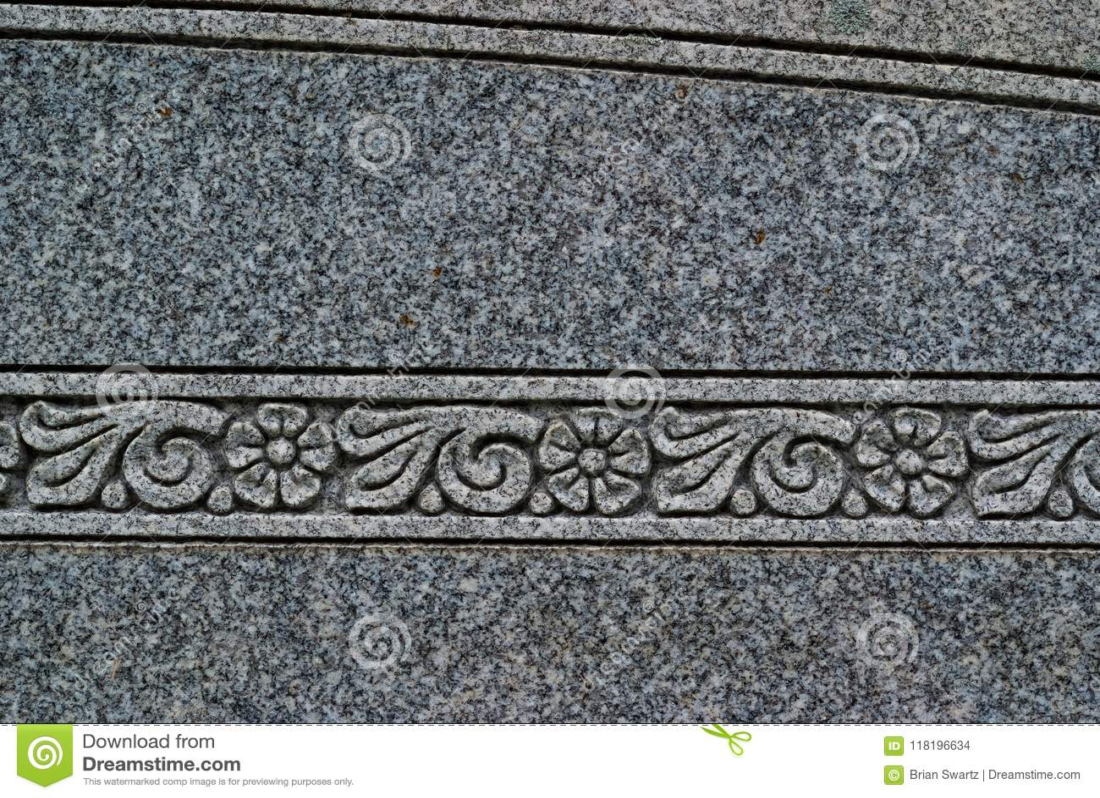 Arte 4321 del cementerio