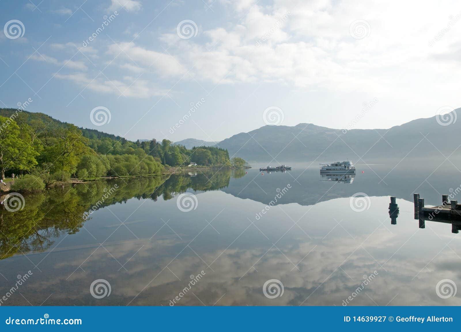 Arte di Loch Lomond