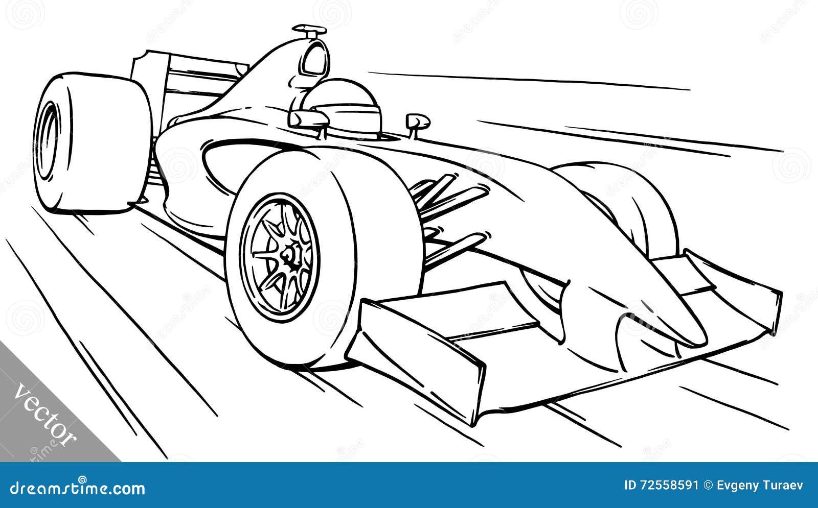 Resultado de imagem para formula um - desenhos