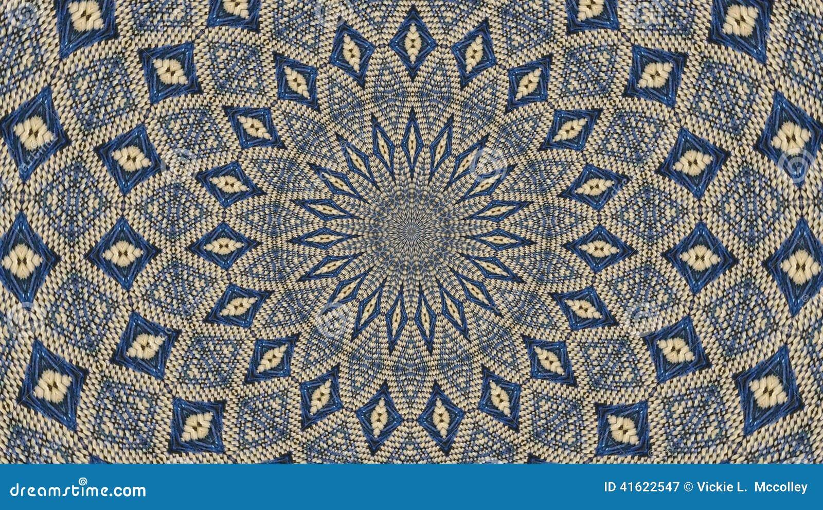 Arte espiral abstracto