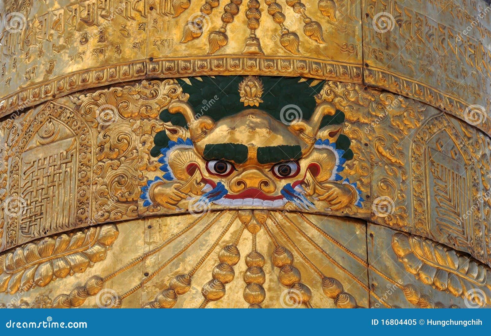 Arte religiosa tibetana