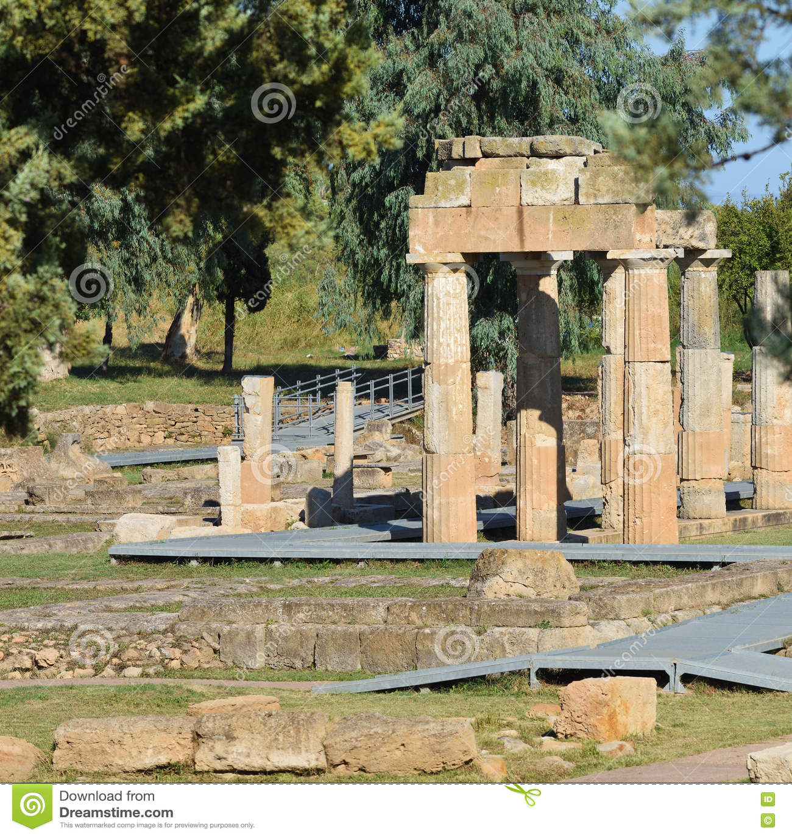 Artemis de Vravrona, Grecia