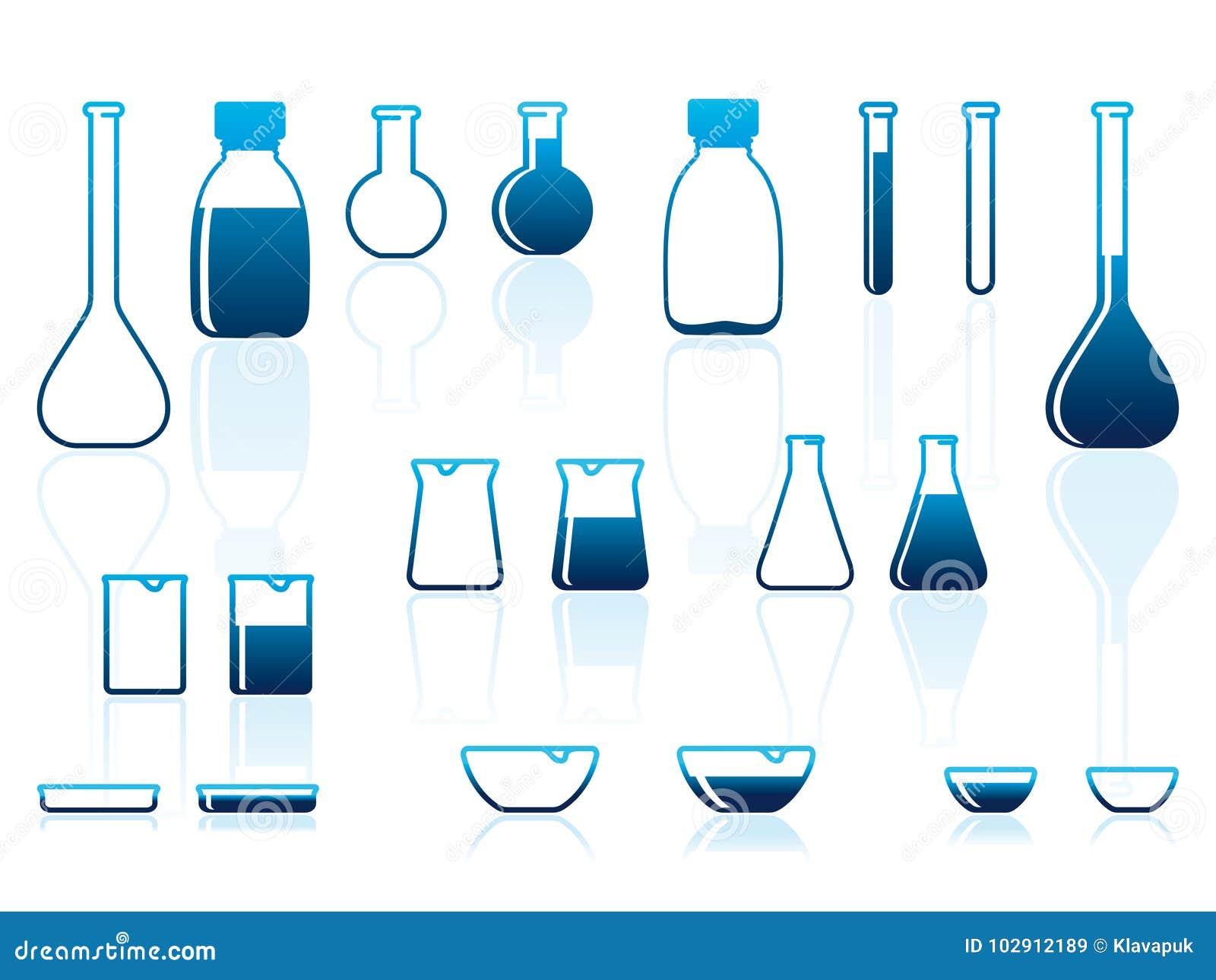 Articles chimiques de laboratoire