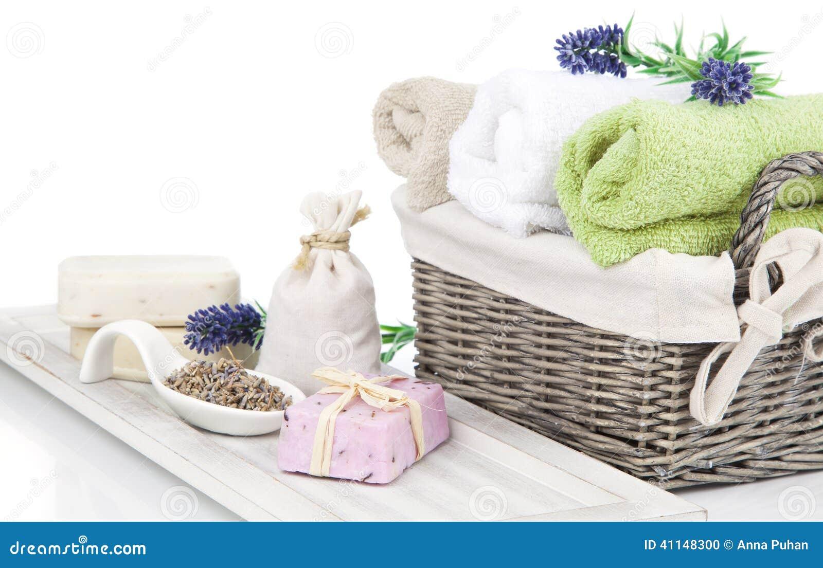 Articles de toilette pour la relaxation