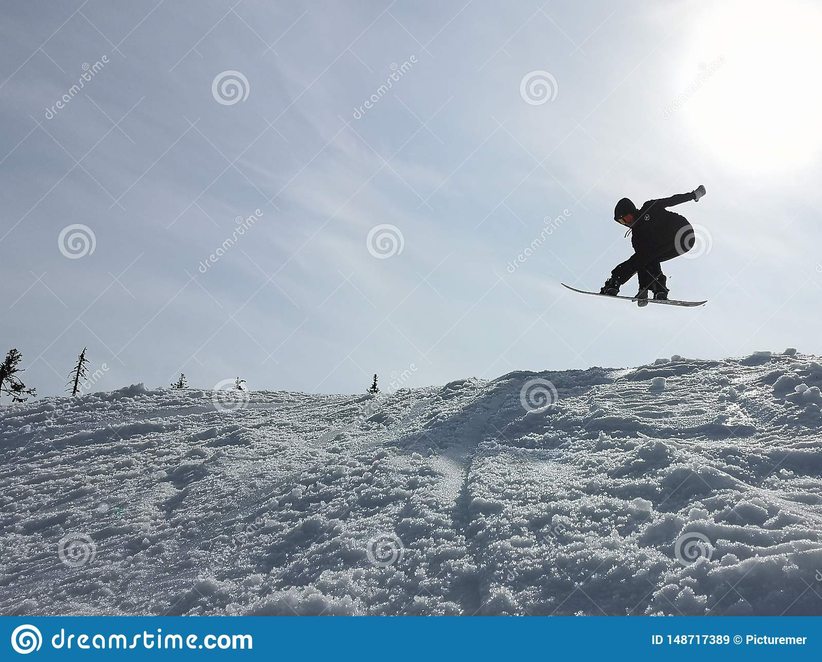 Articulation de surf des neiges