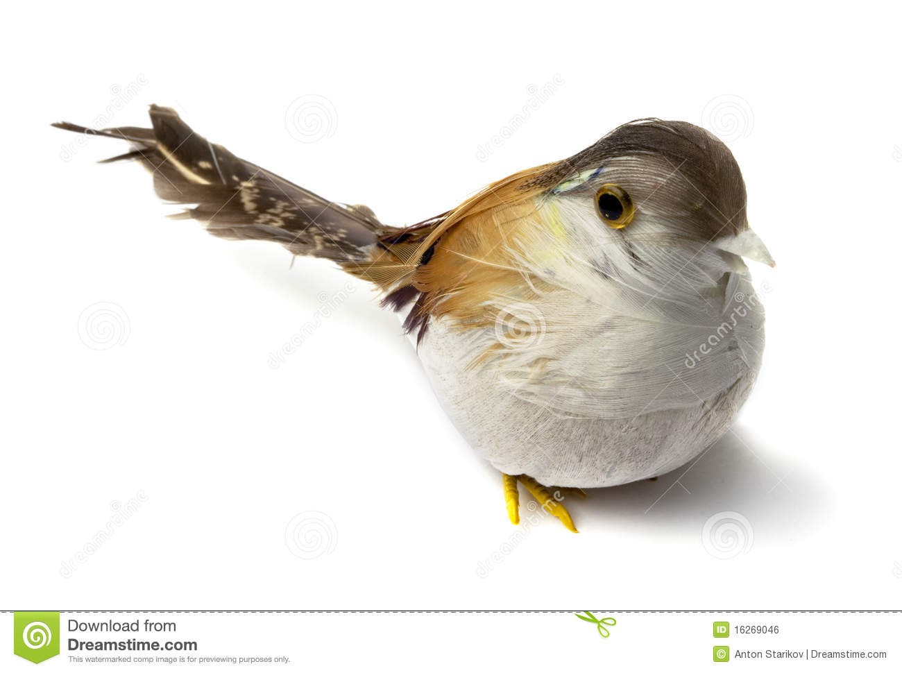 Artificial feather birds royalty free stock image image 16269046 - Faux oiseaux decoration ...