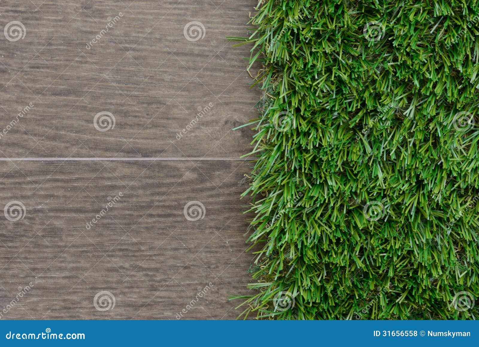 Grass background tile Green Grass Artificial Grass And Tile Background Dreamstime Artificial Grass And Tile Background Stock Photo Image Of