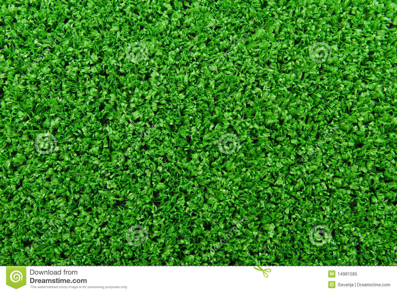 Artificial Grass Turf Background Stock Image Image 14981585