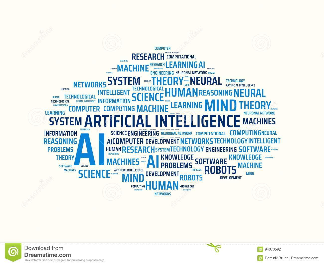 An analysis of the topic of the artificial intelligence
