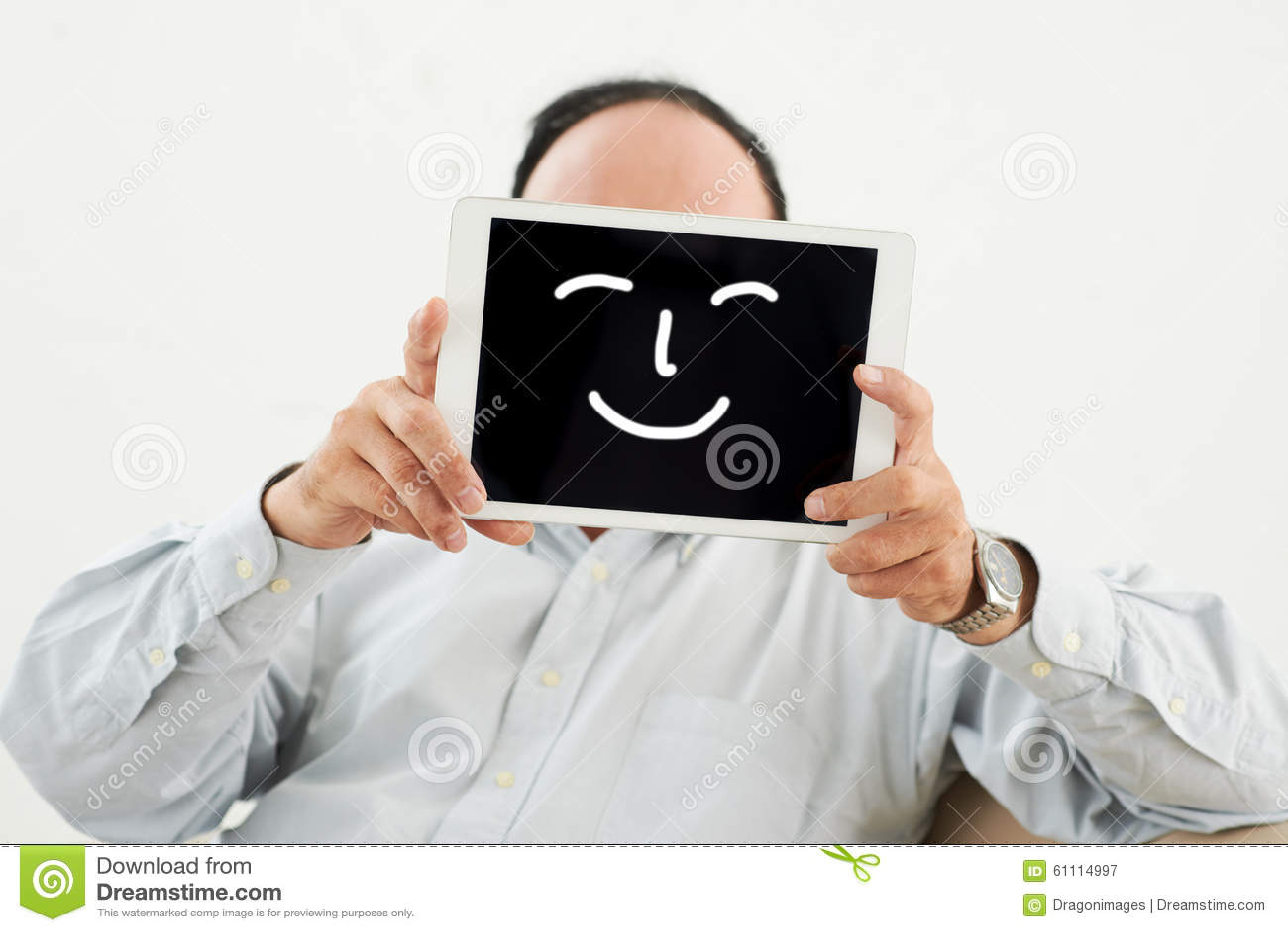 Artificial smile