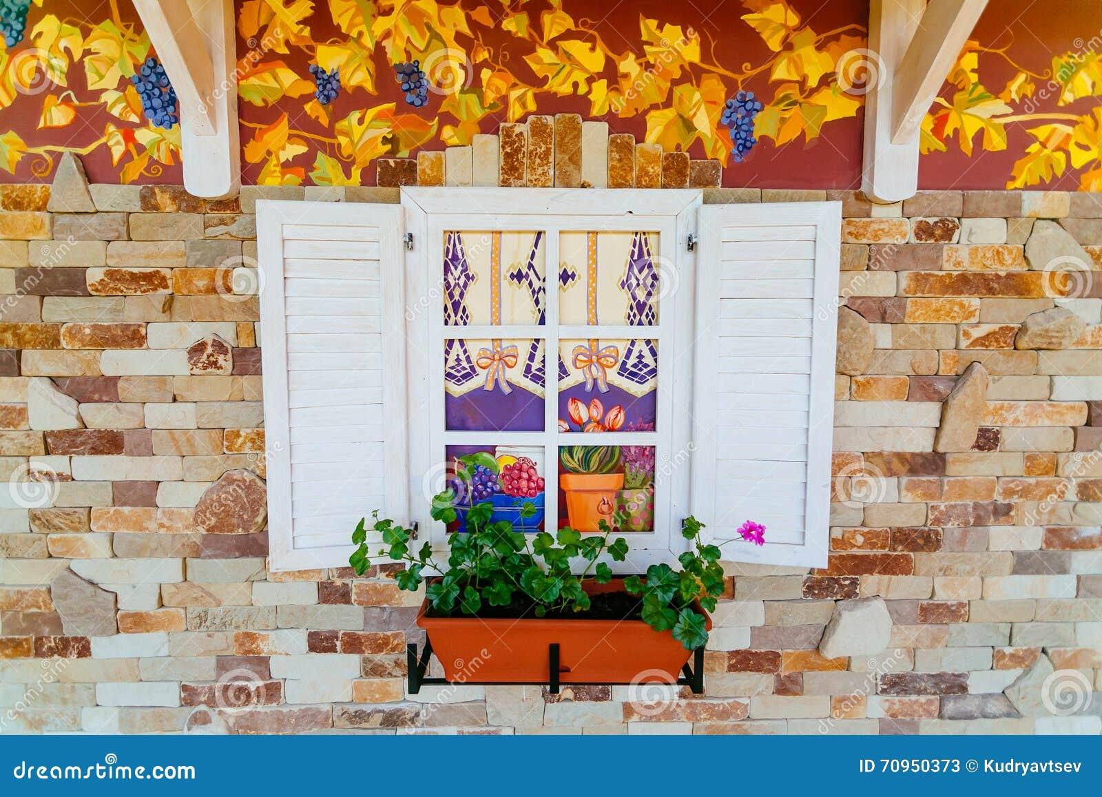 Artificial Window Artificial Window Stock Photo Image 70950373