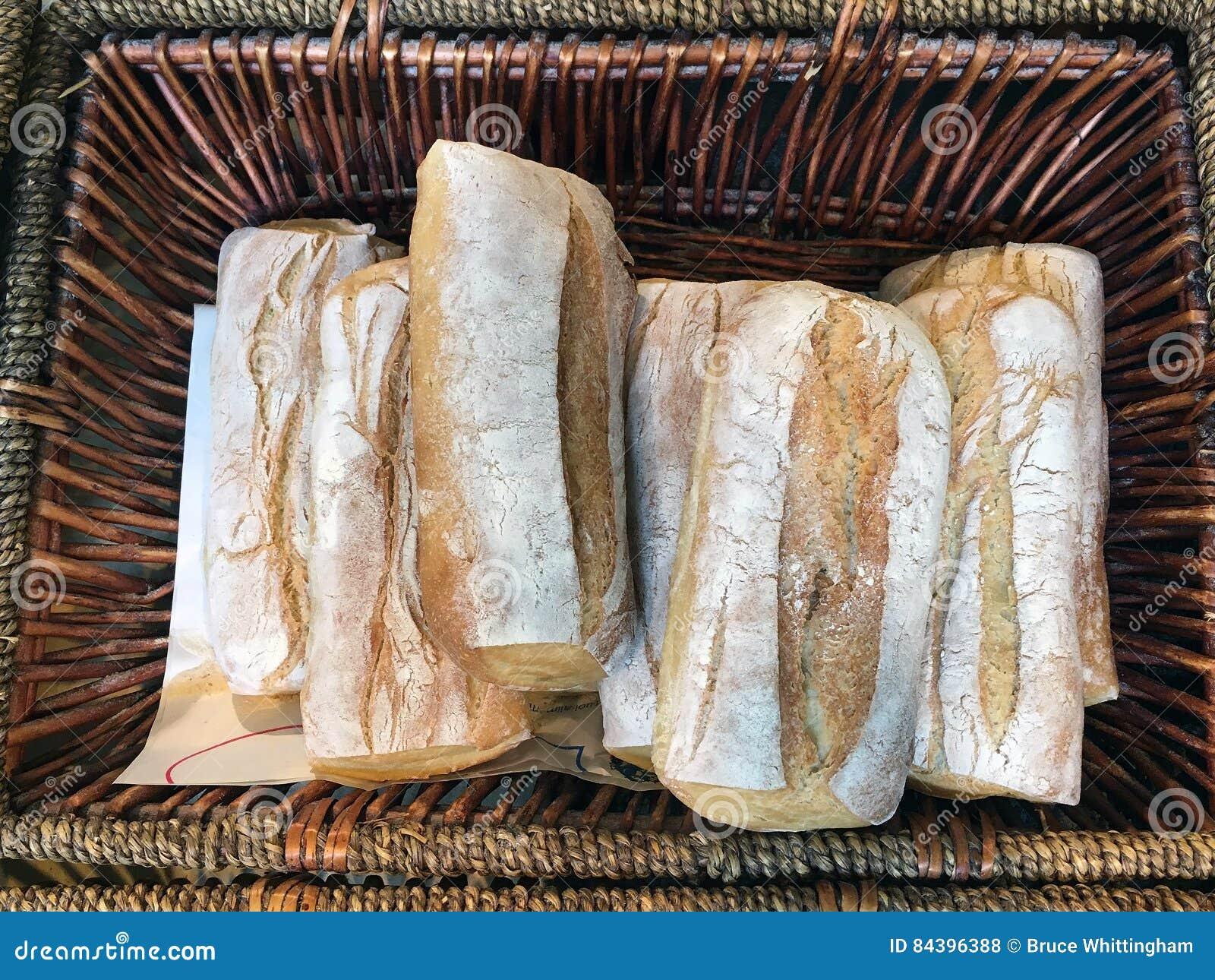 Artisan Bread Loaves