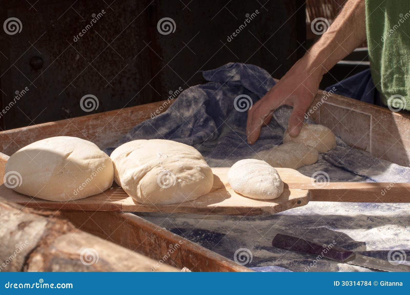 Artisanale bakker