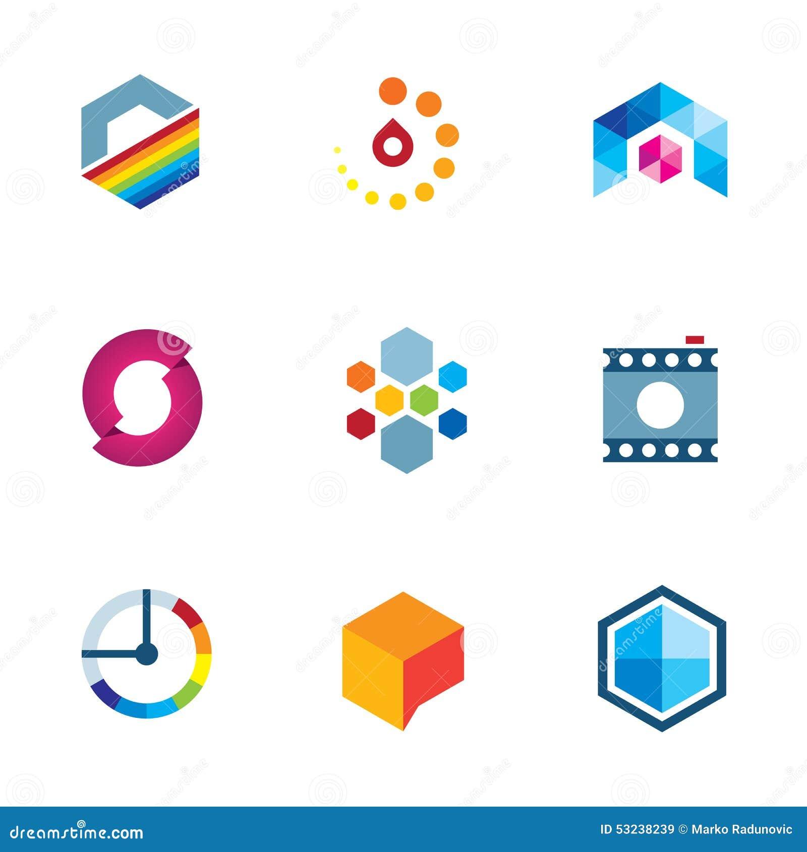 Artist Design Community Logo Creative Industry Visual Icon