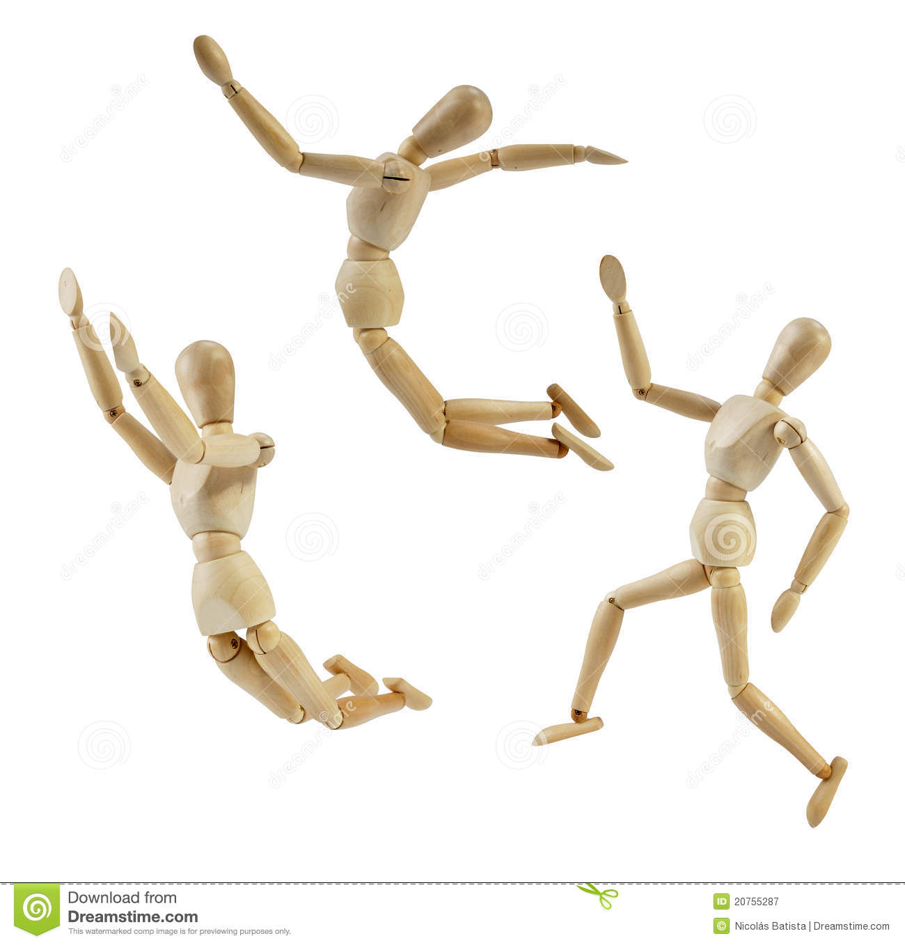 Artist Mannequin Jump Poses Drawing Of Skeleton Hand Holding