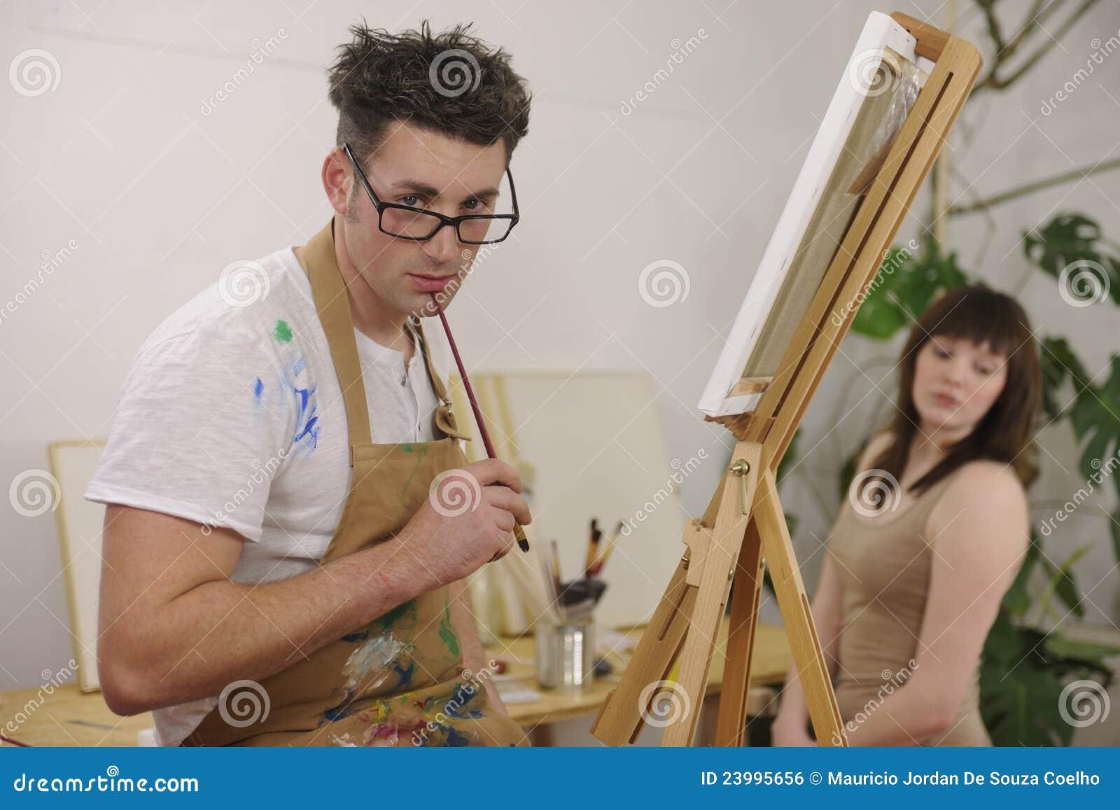 Dibujo y pintura cfnm - 4 9