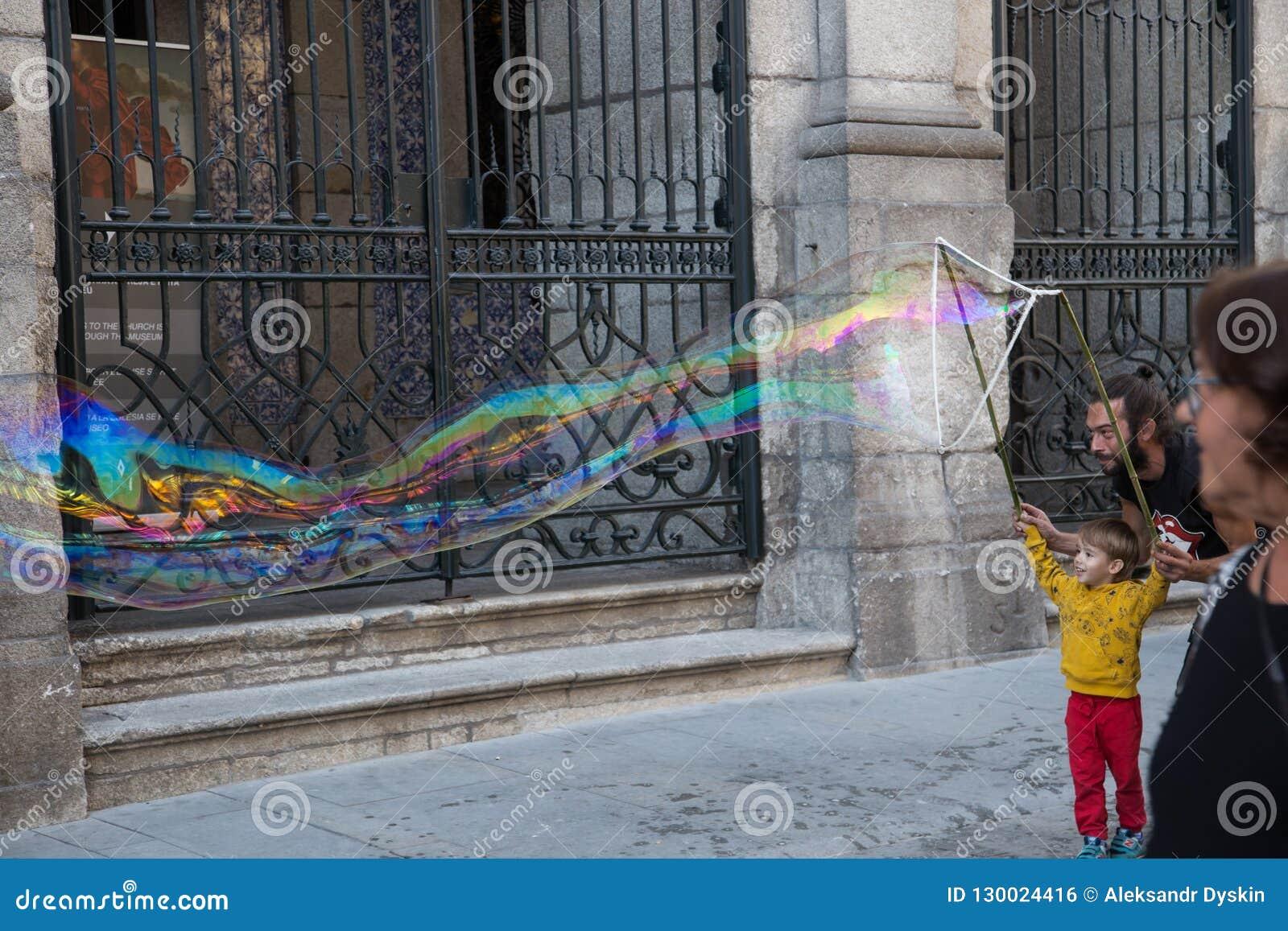 Artistes de rue de Porto, Portugal