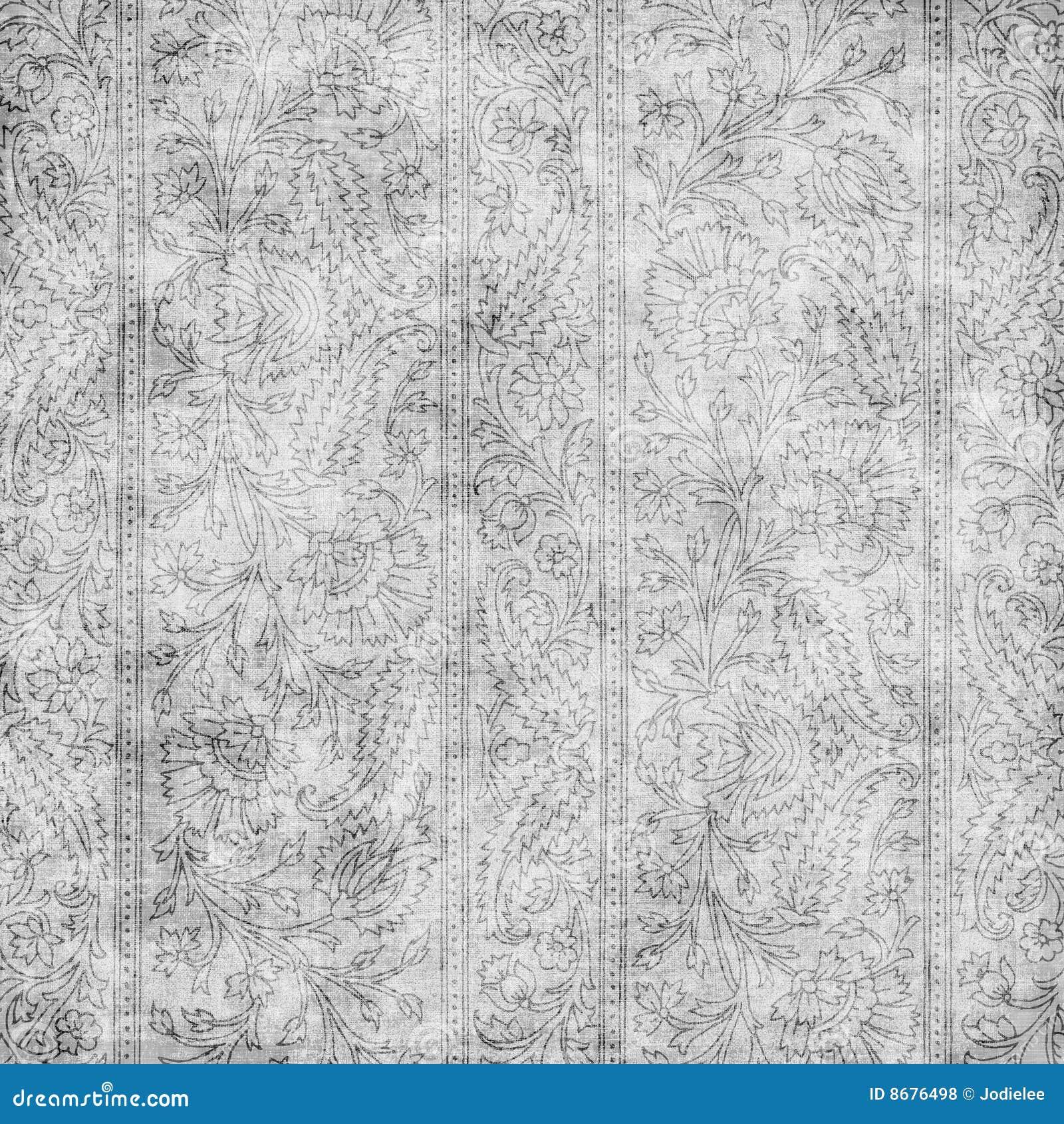 Artisti tła batika projekt kwiecisty Paisley