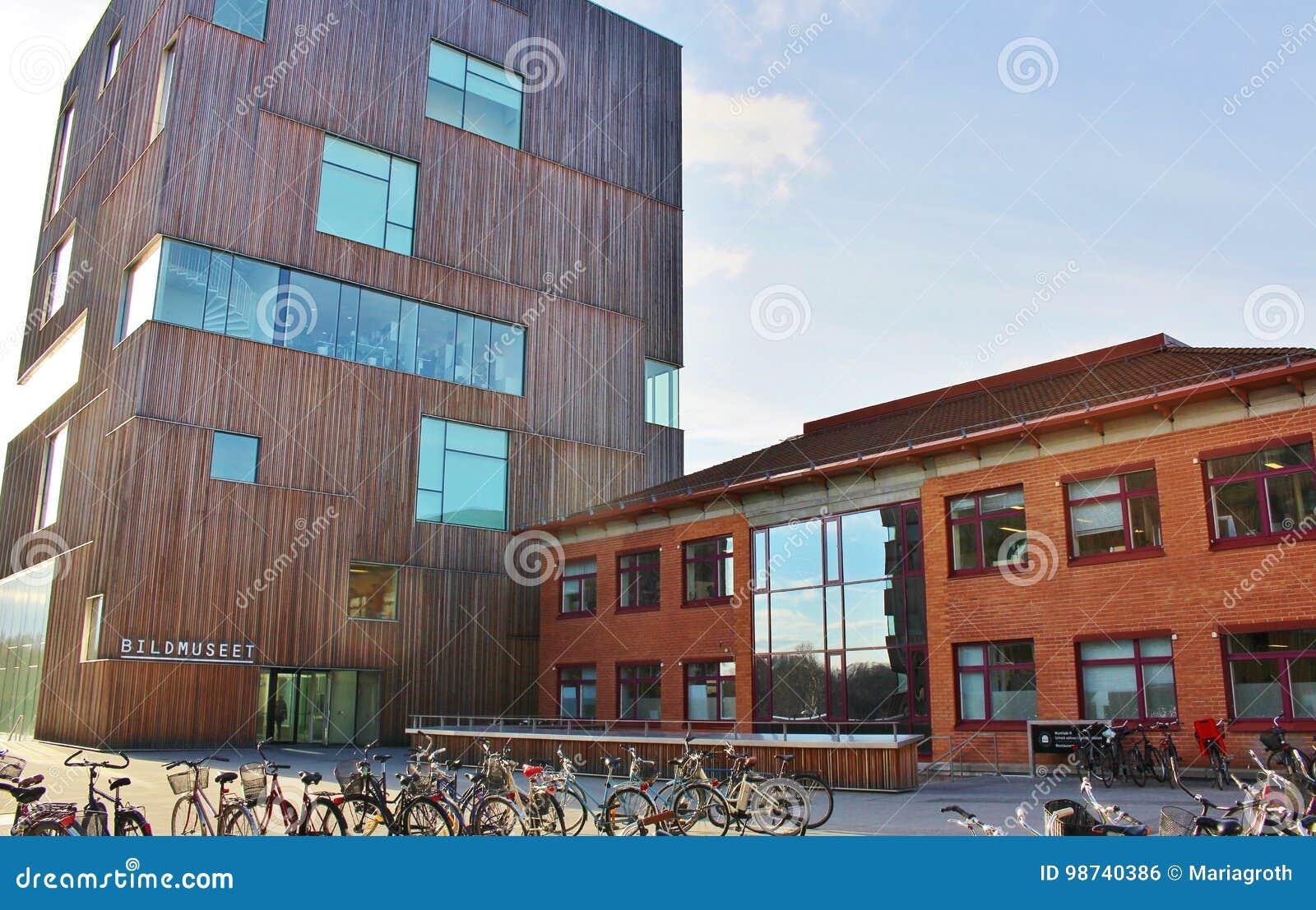 Artistic campus, Umeå University
