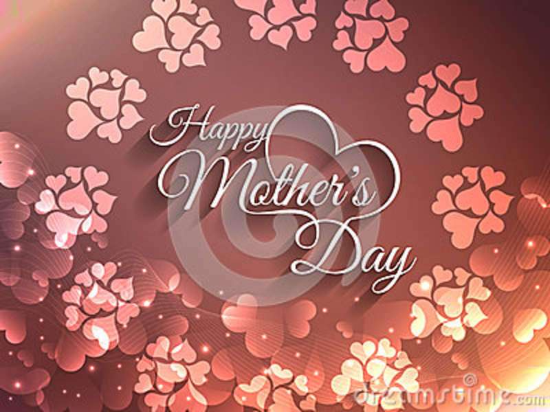 Artistic elegant card design for mother 39 s day stock vector for Classy mothers day cards