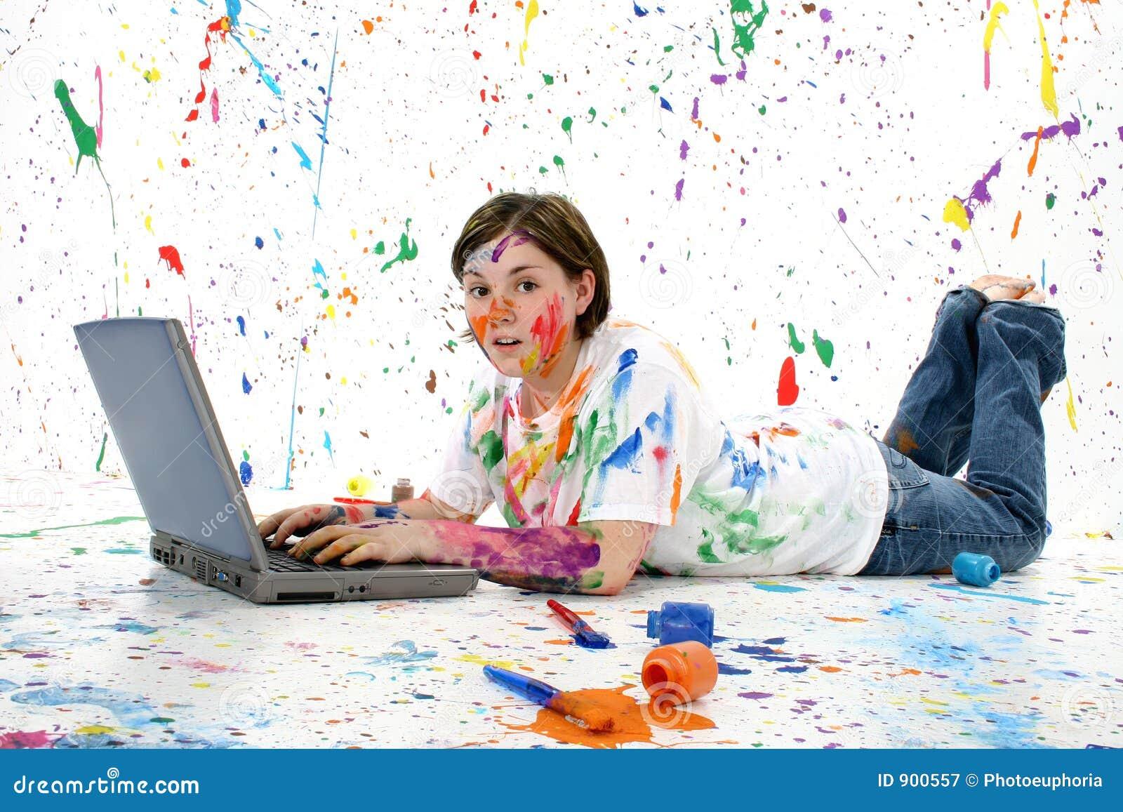Künstlerische Teenagerbilder — bild 6