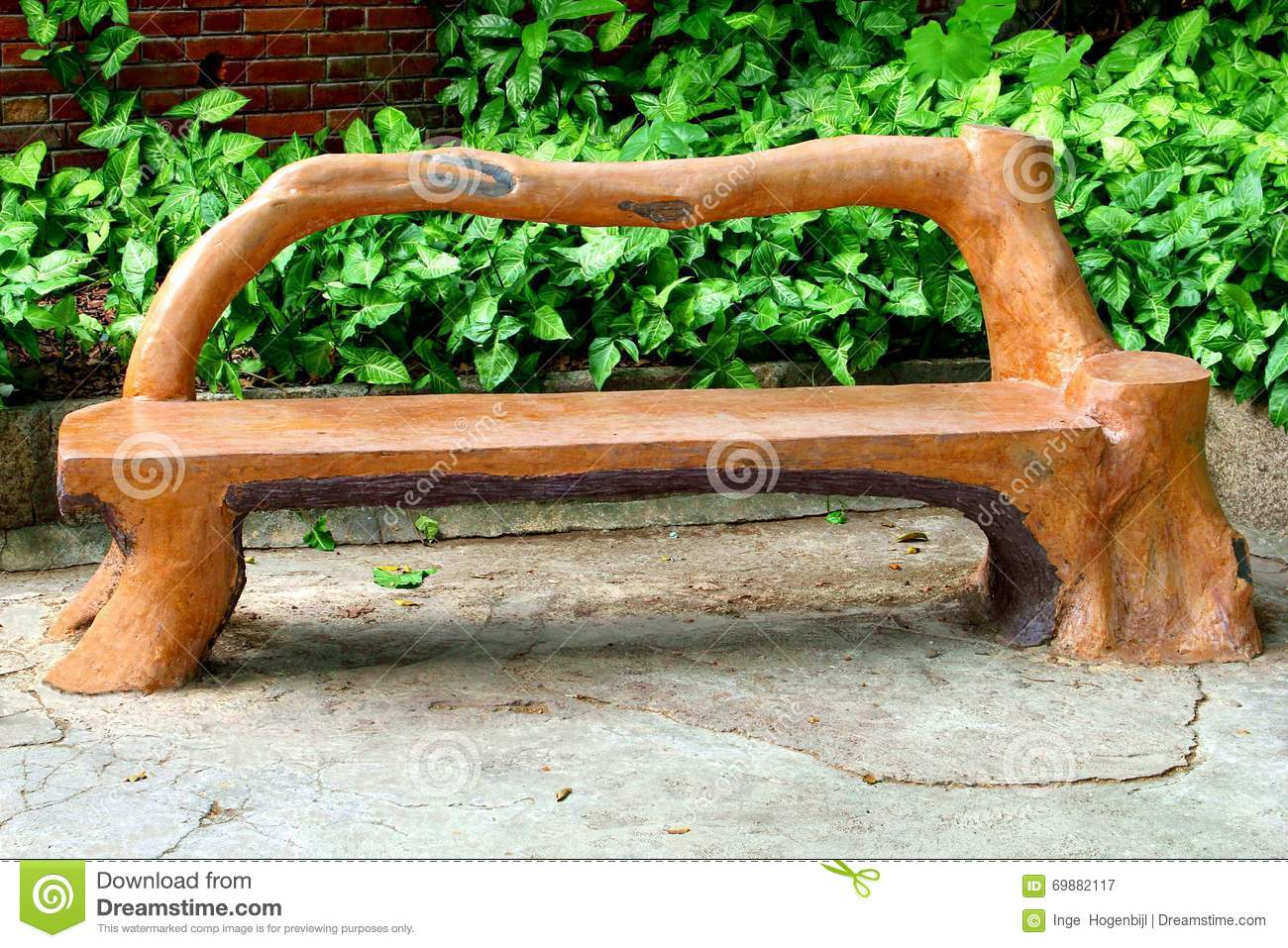 Artistic garden furniture on patio. Artistic Garden Furniture On Patio Stock Photo   Image  69882117