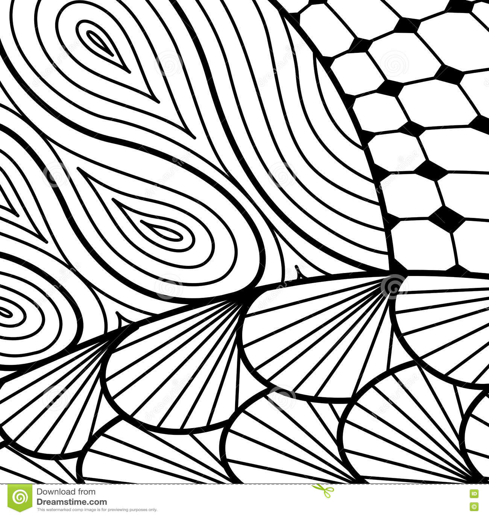 78+ Gambar Zentangle Batik Kekinian