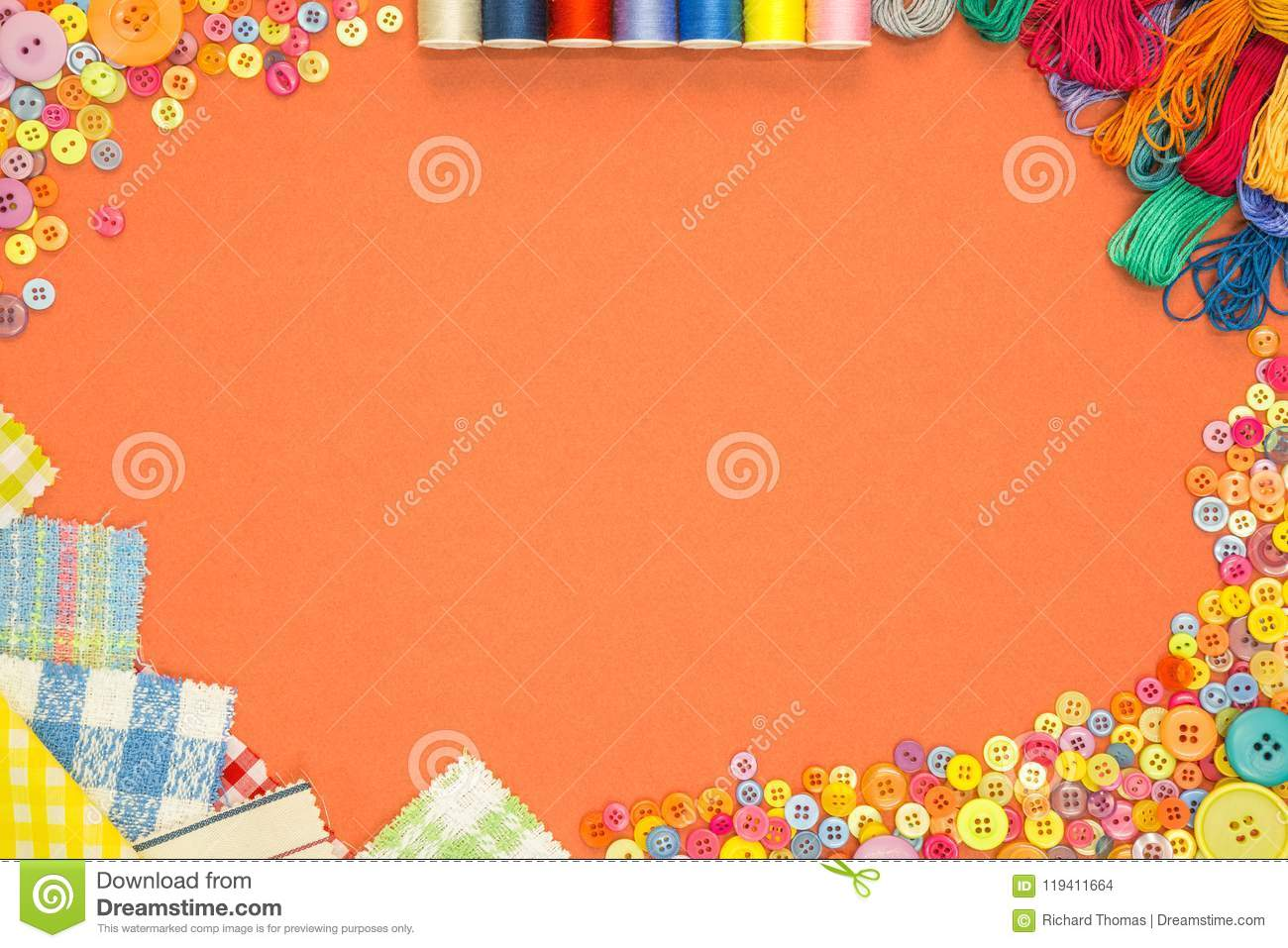 Arts And Crafts Background With Copy Space Stock Photo Image Of Arts Create 119411664