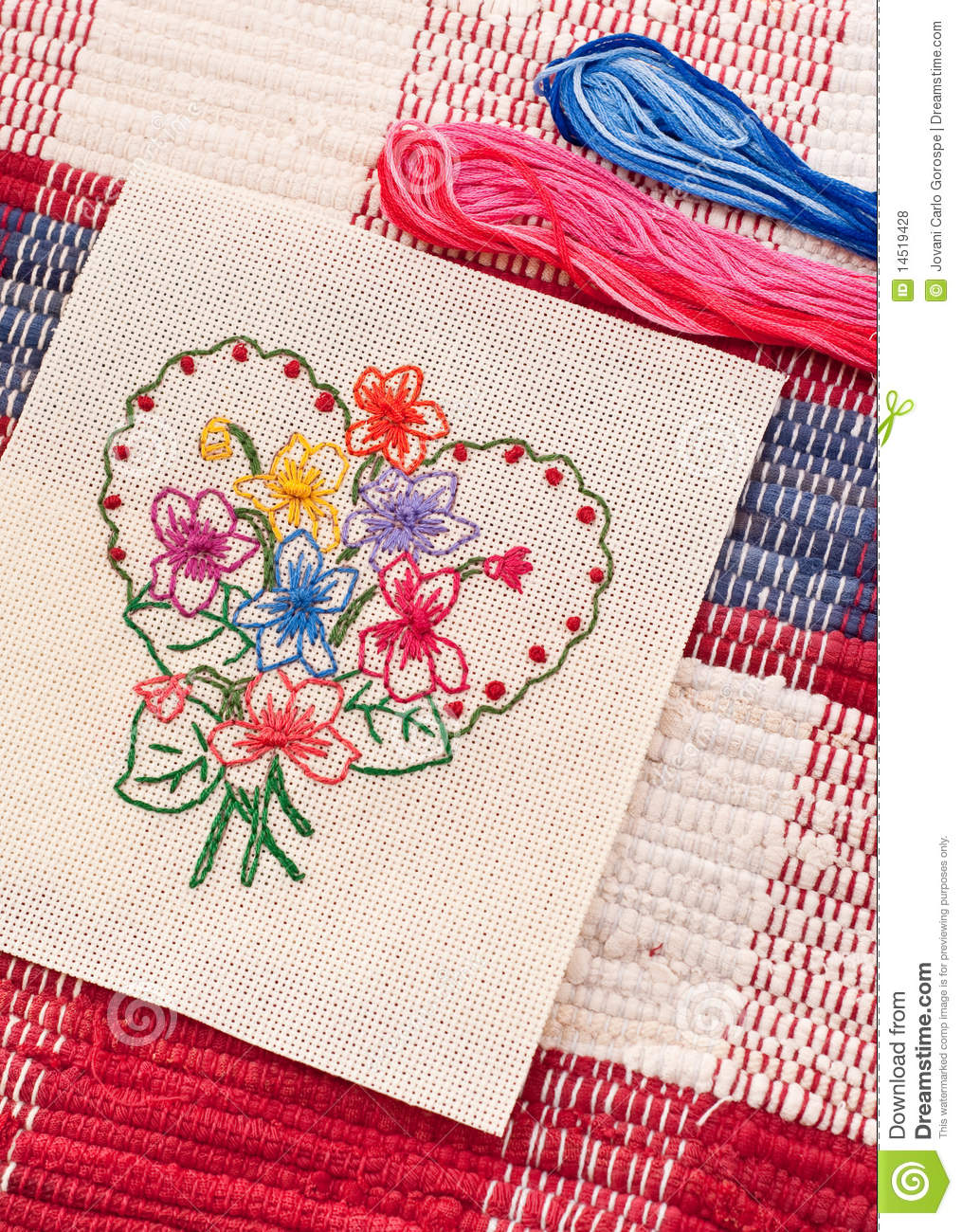 sewing arts and crafts ideas arts and crafts sewing royalty free stock photos 7123
