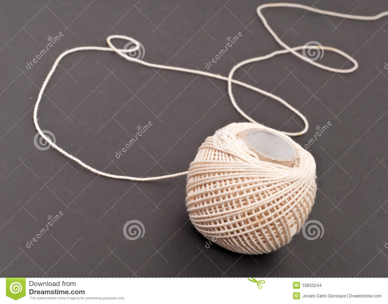 arts and crafts string stock images image 15833244