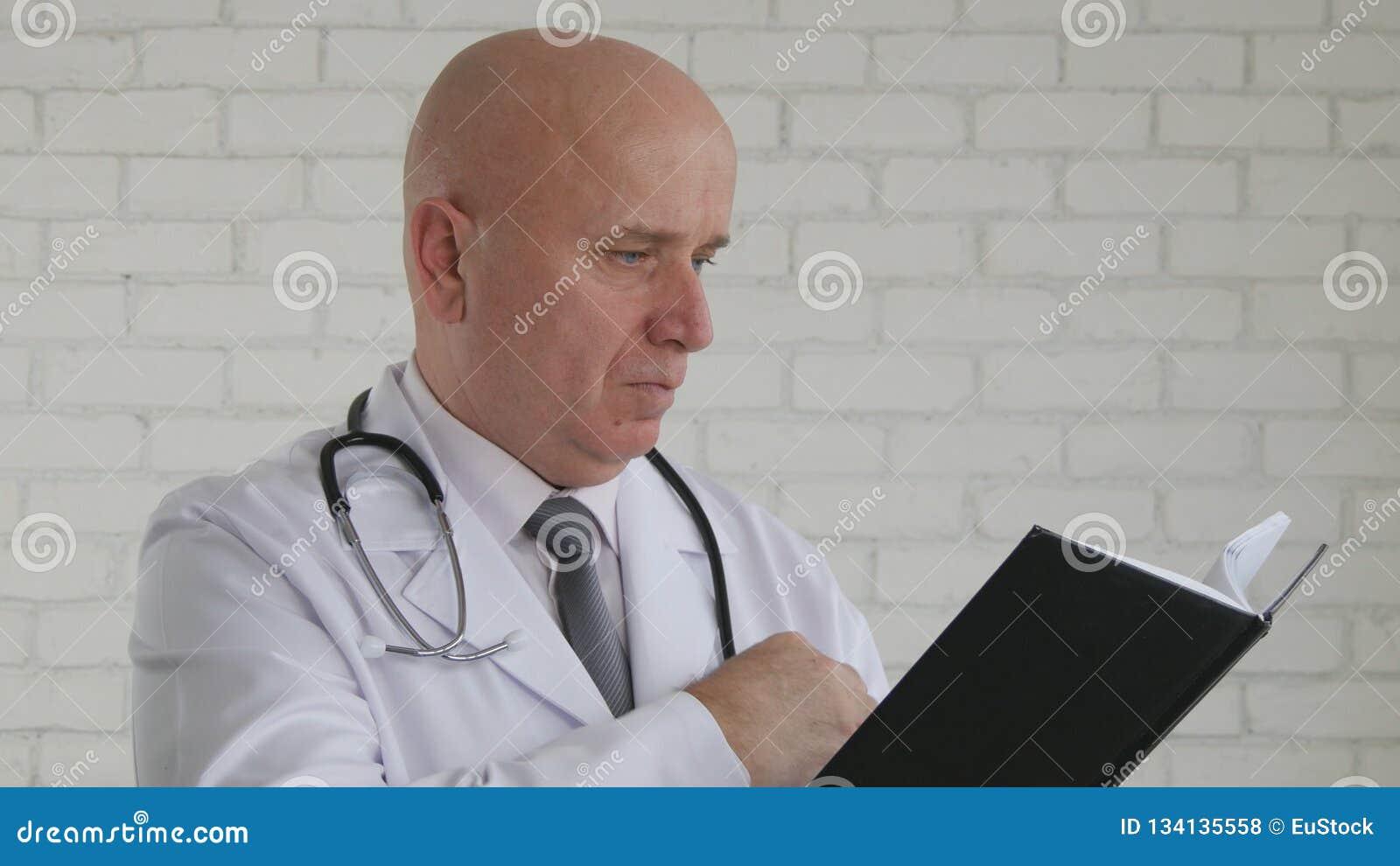 Arts Image Preparing om een Medisch Voorschrift te schrijven