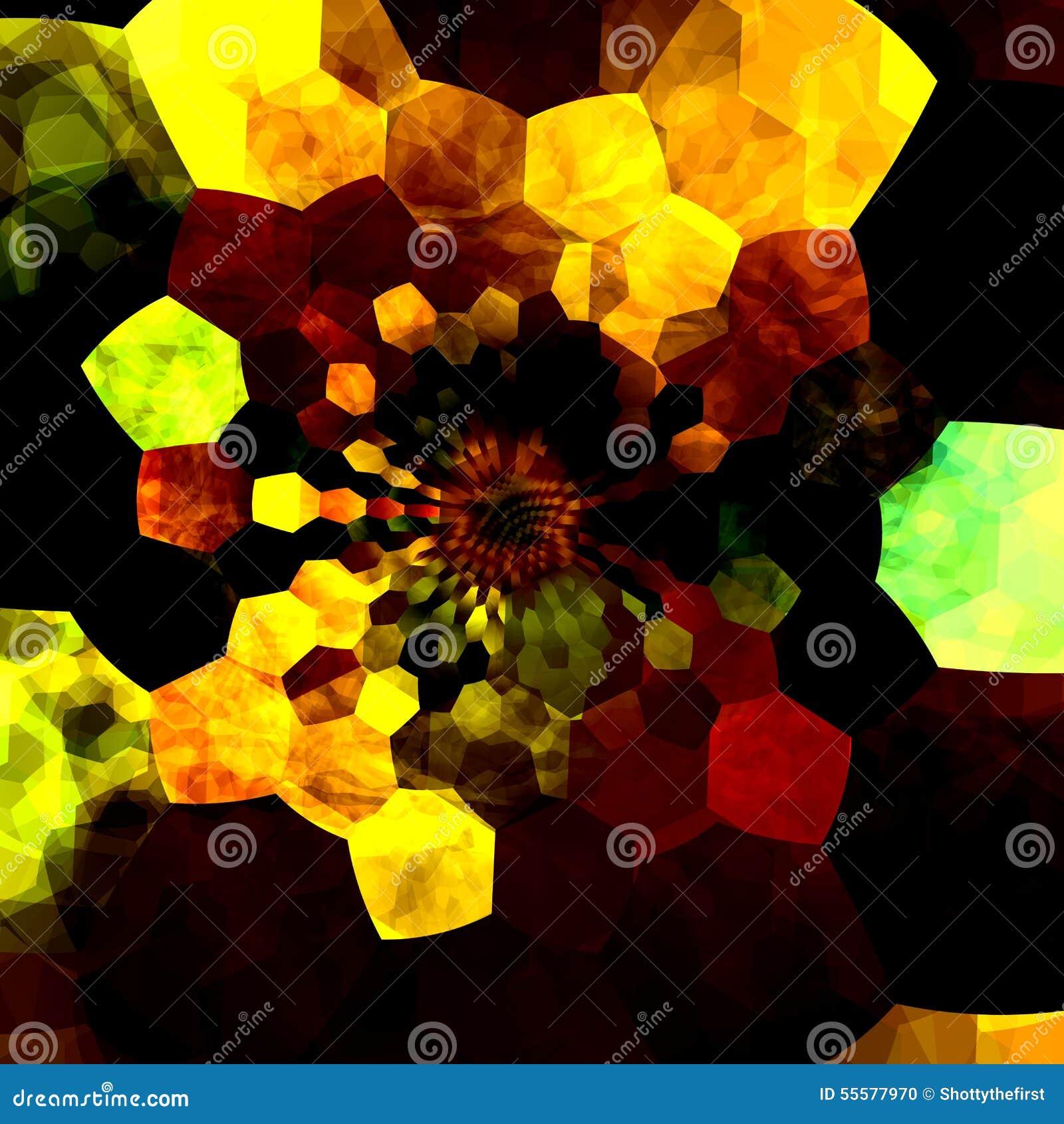 Artsy tło projekta ilustracja Sztuka skład barwi kształty wiele różni rozmiary Kreatywnie abstrakcjonistyczny tapeta ekran