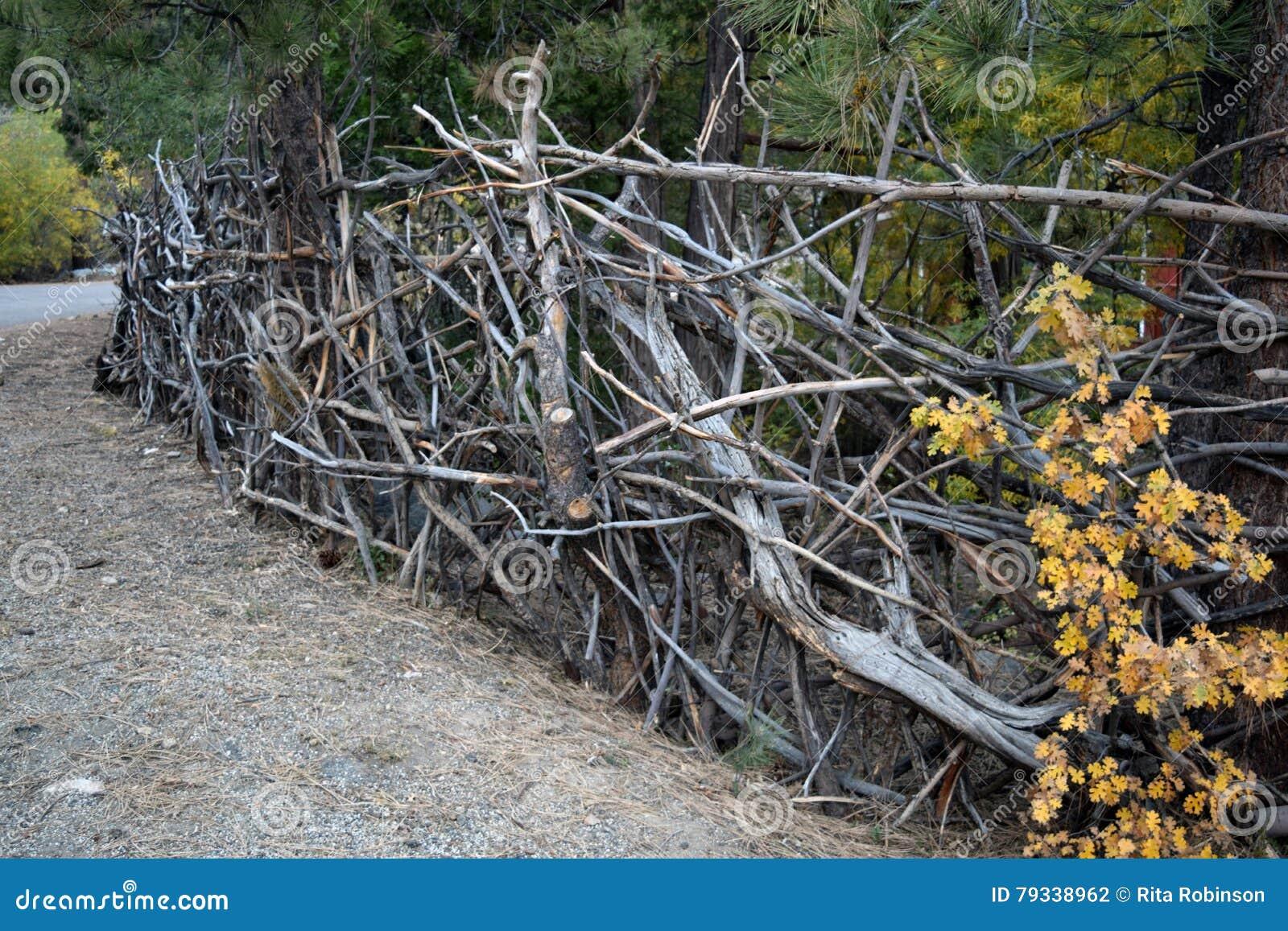 Artsy Twiggy staket