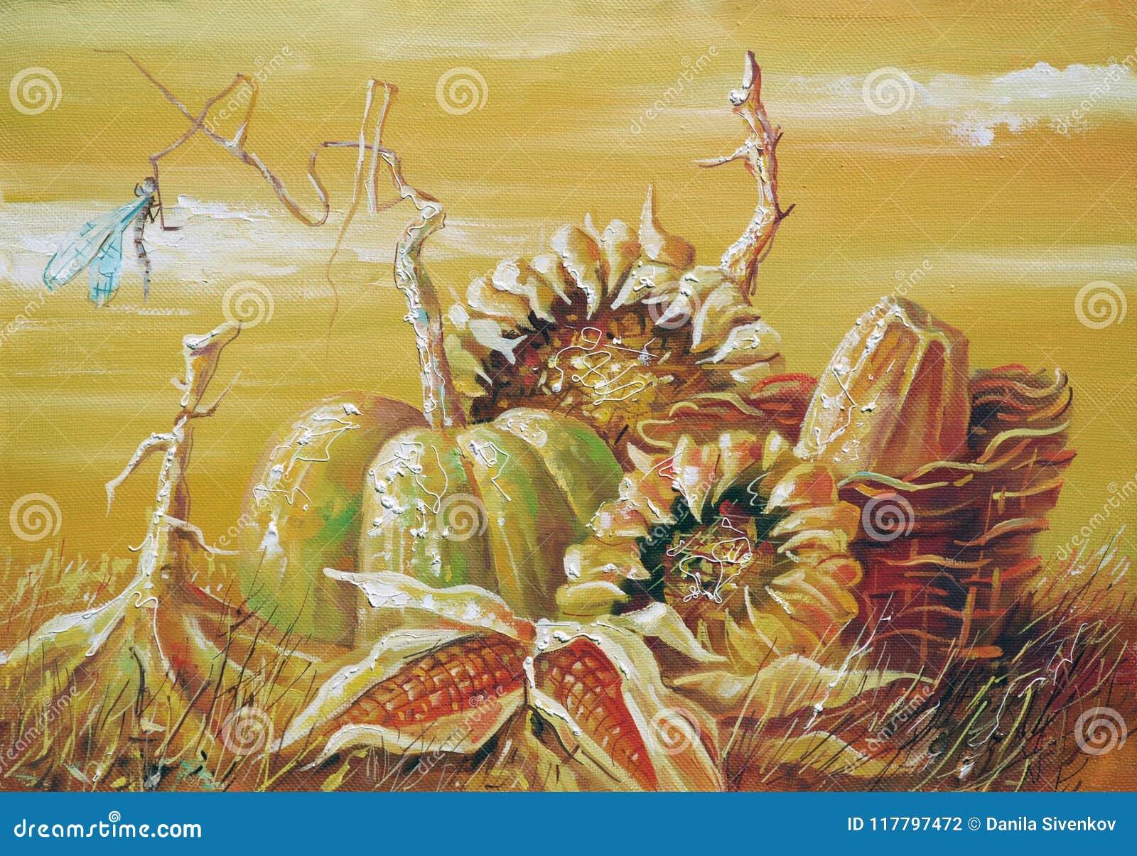 Artwork Ainda vida 1 Água viva Autor: Nikolay Sivenkov