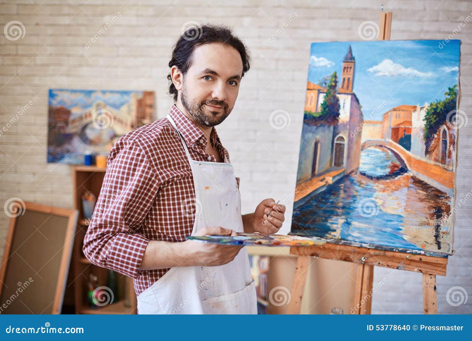 Artysta i jego arcydzieło