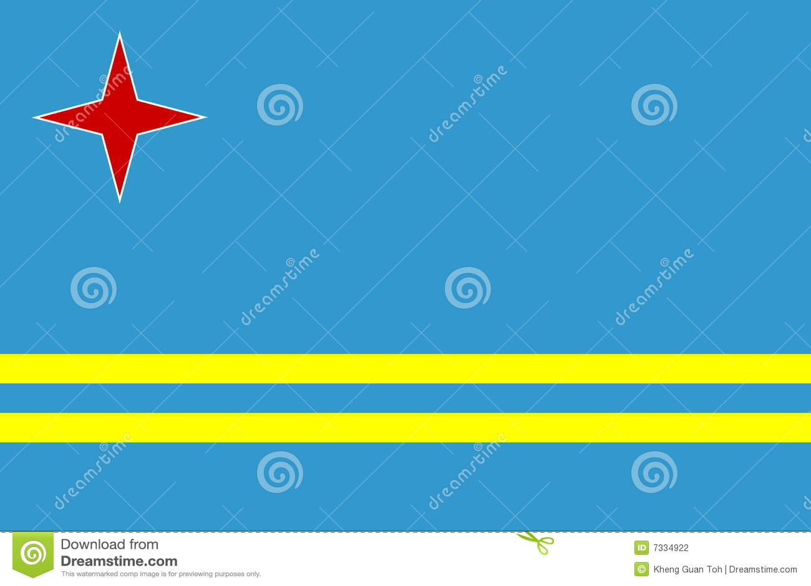 Aruba标志
