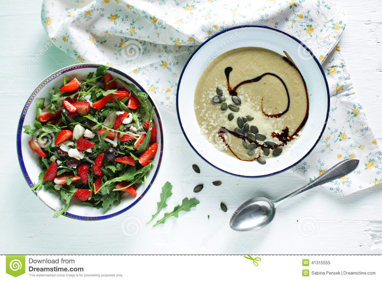 Chickpea And Arugula Soup With Parmesan Recipes — Dishmaps
