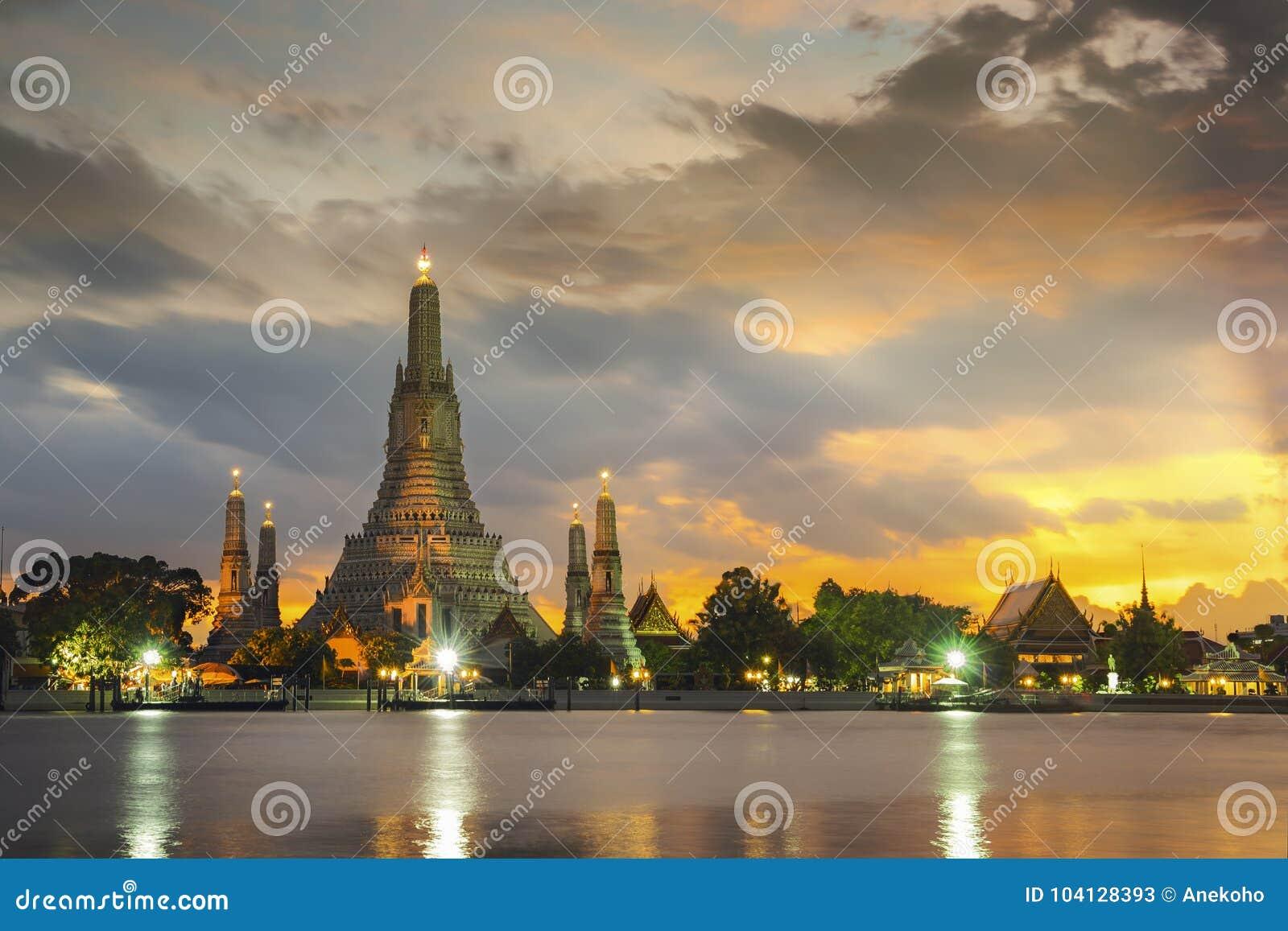 Arun寺庙或黎明寺