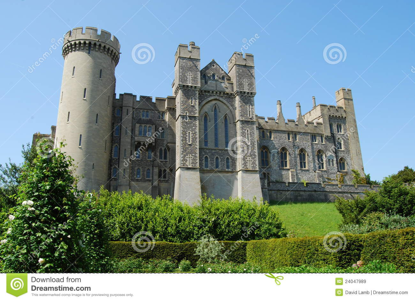 Royalty Free Stock Images Arundel Castle Image24047989 on Medieval Castle Floor Plans