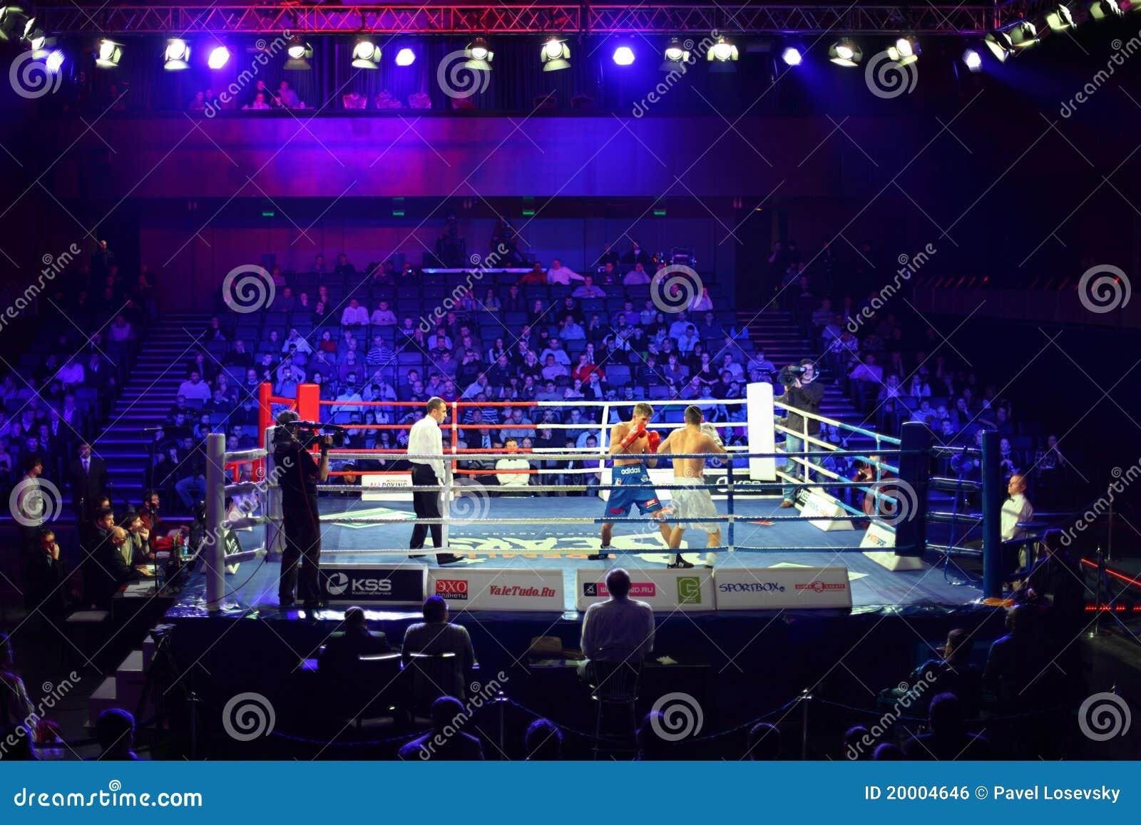 Arustamyan bokserski d dopasowania vastin vs