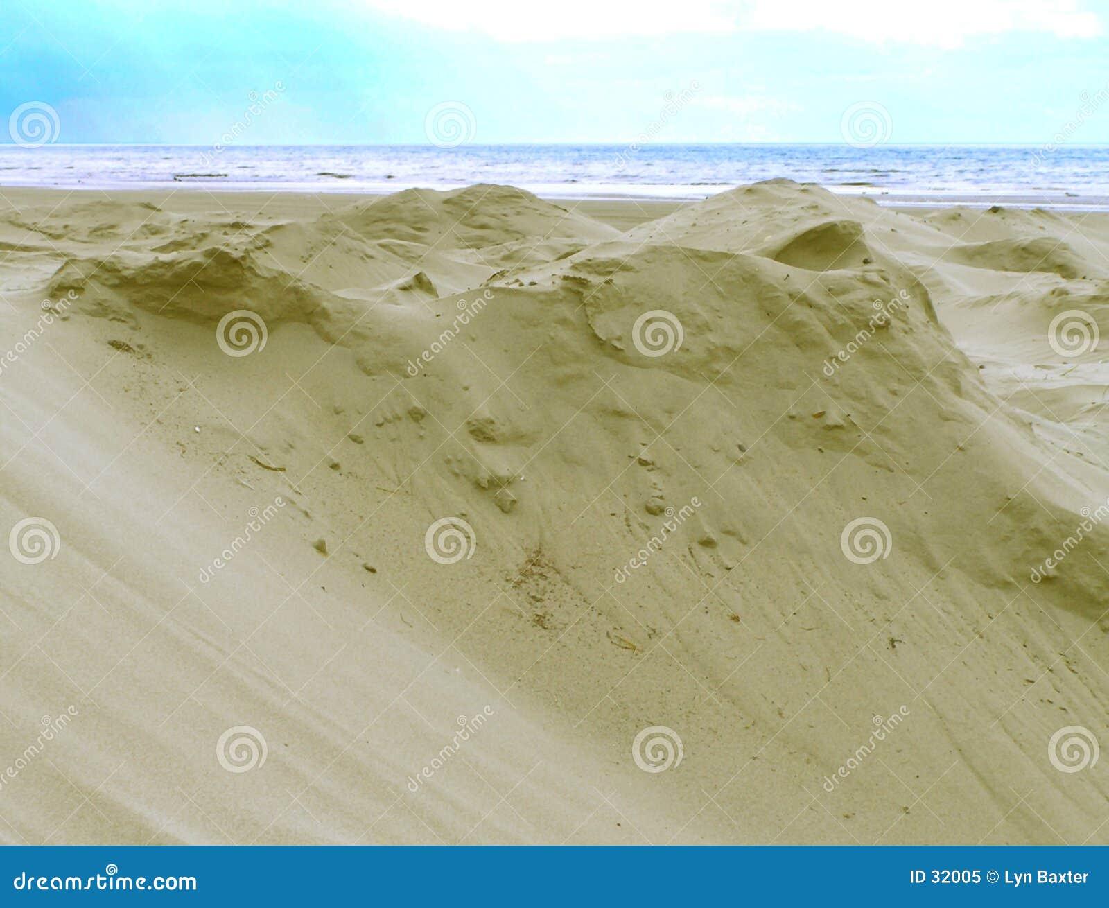 As areias do deserto